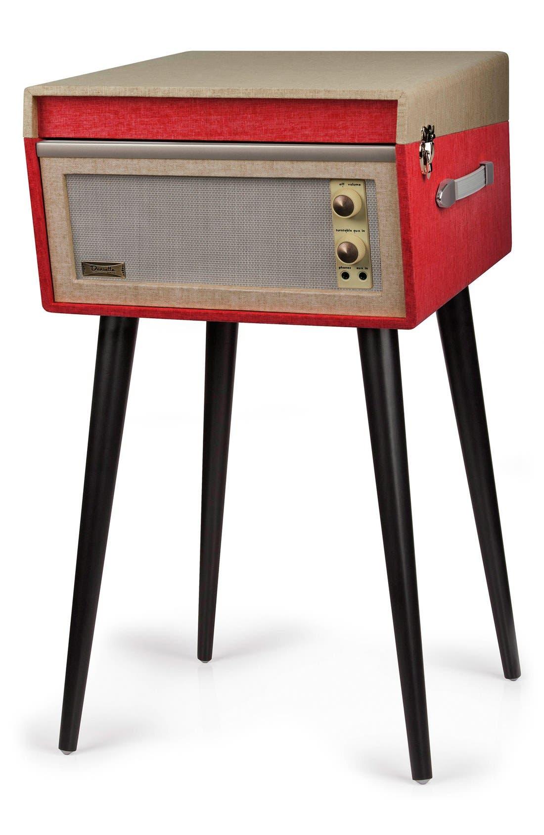 CROSLEY RADIO,                             'Bermuda' Turntable,                             Alternate thumbnail 2, color,                             600
