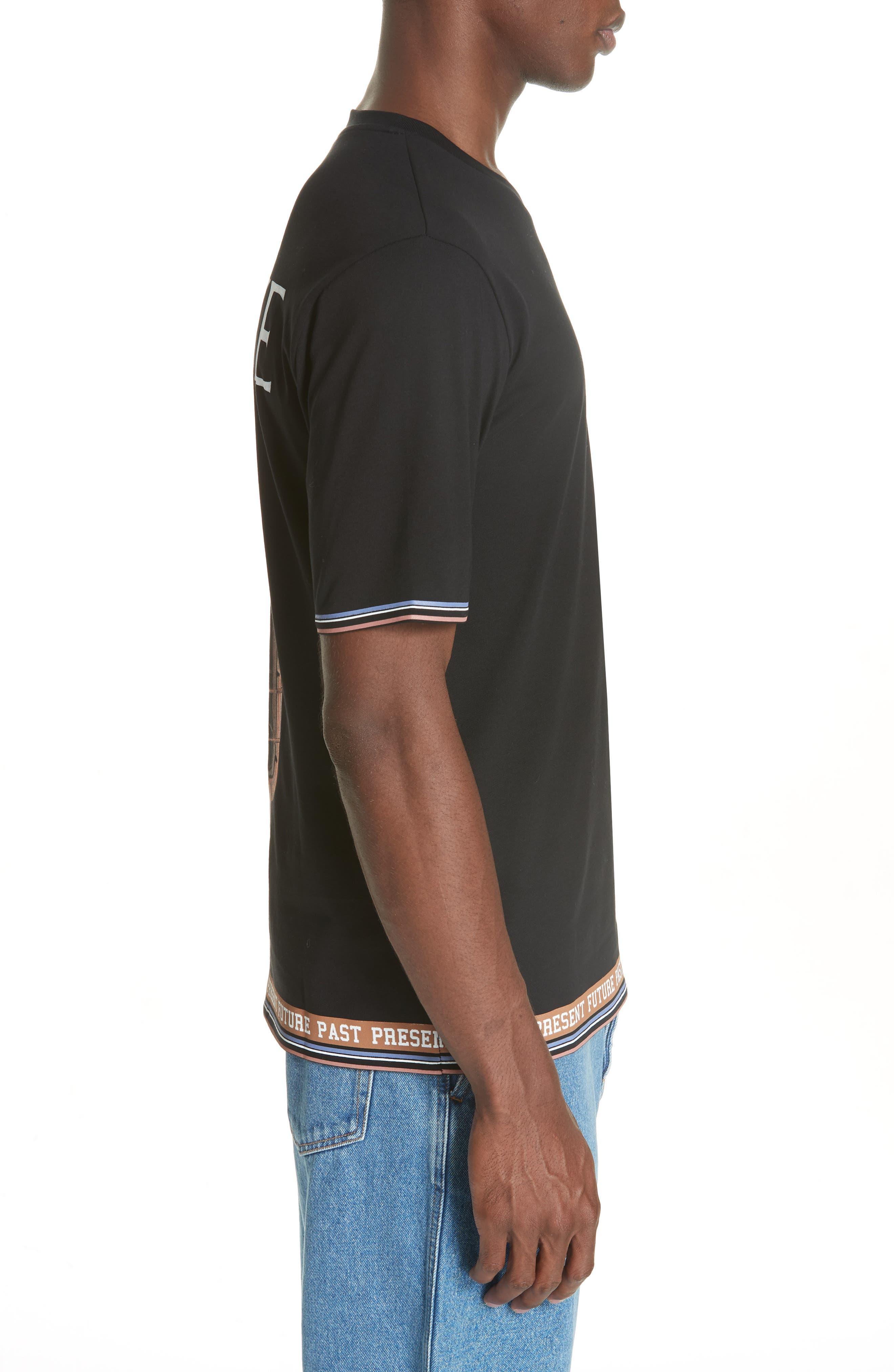 PPF Lamp Graphic T-Shirt,                             Alternate thumbnail 3, color,                             961