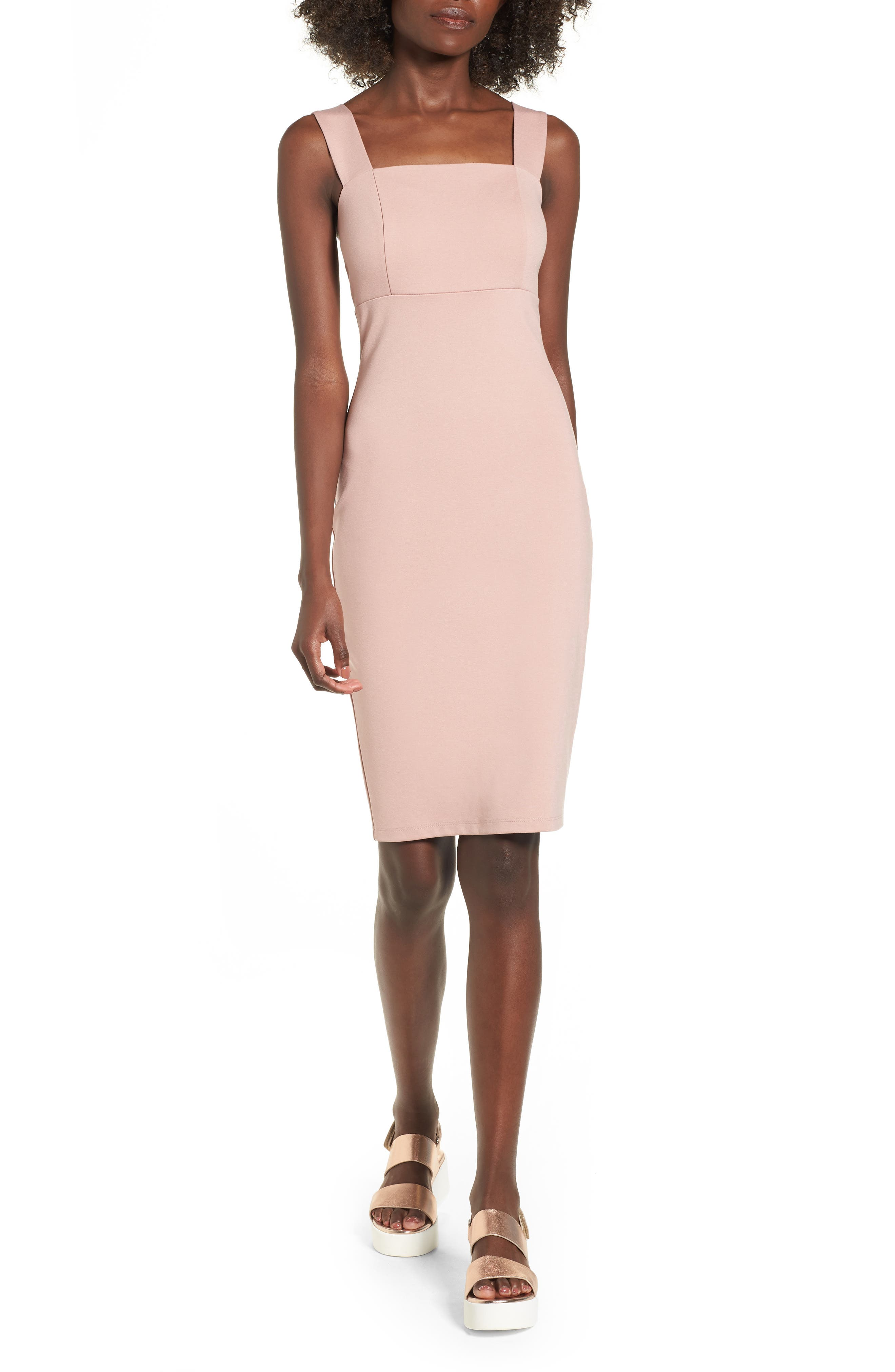 Body-Con Dress,                             Main thumbnail 3, color,