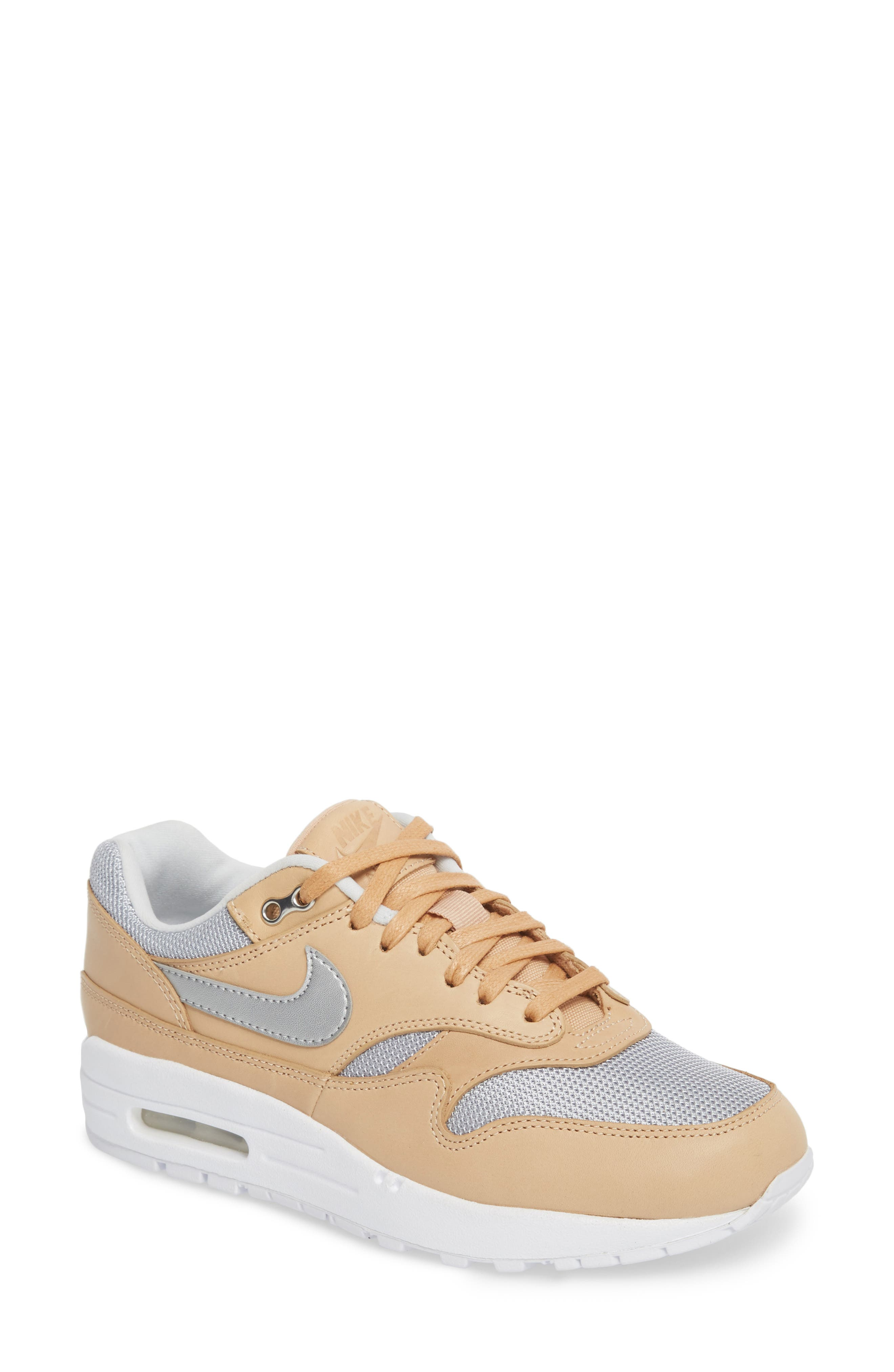 Air Max 1 SE Premium Sneaker,                         Main,                         color, 250