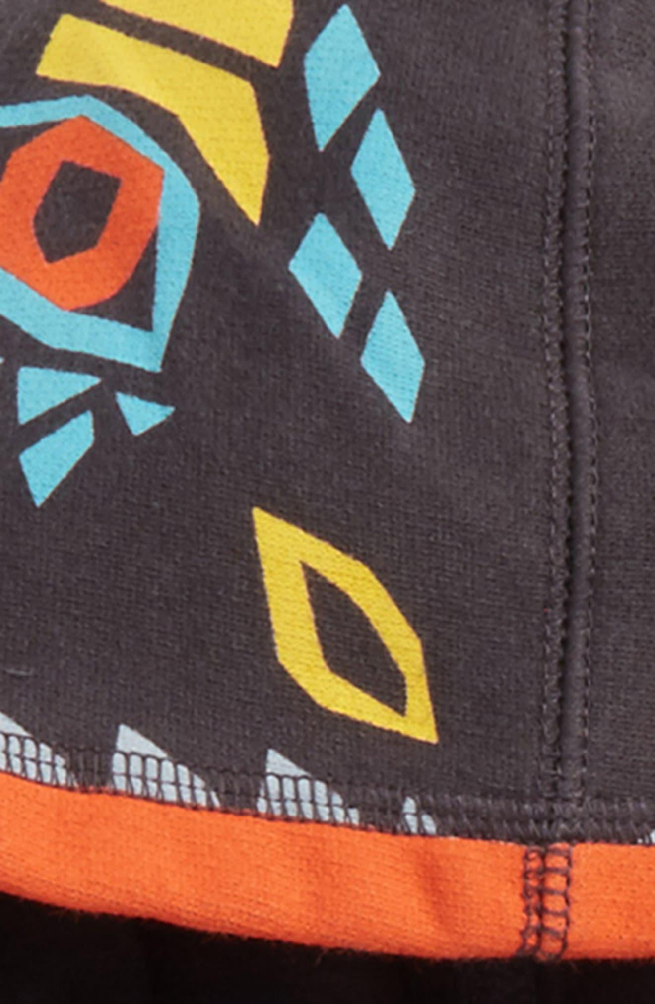Dragonhead Zip Hoodie,                             Alternate thumbnail 2, color,