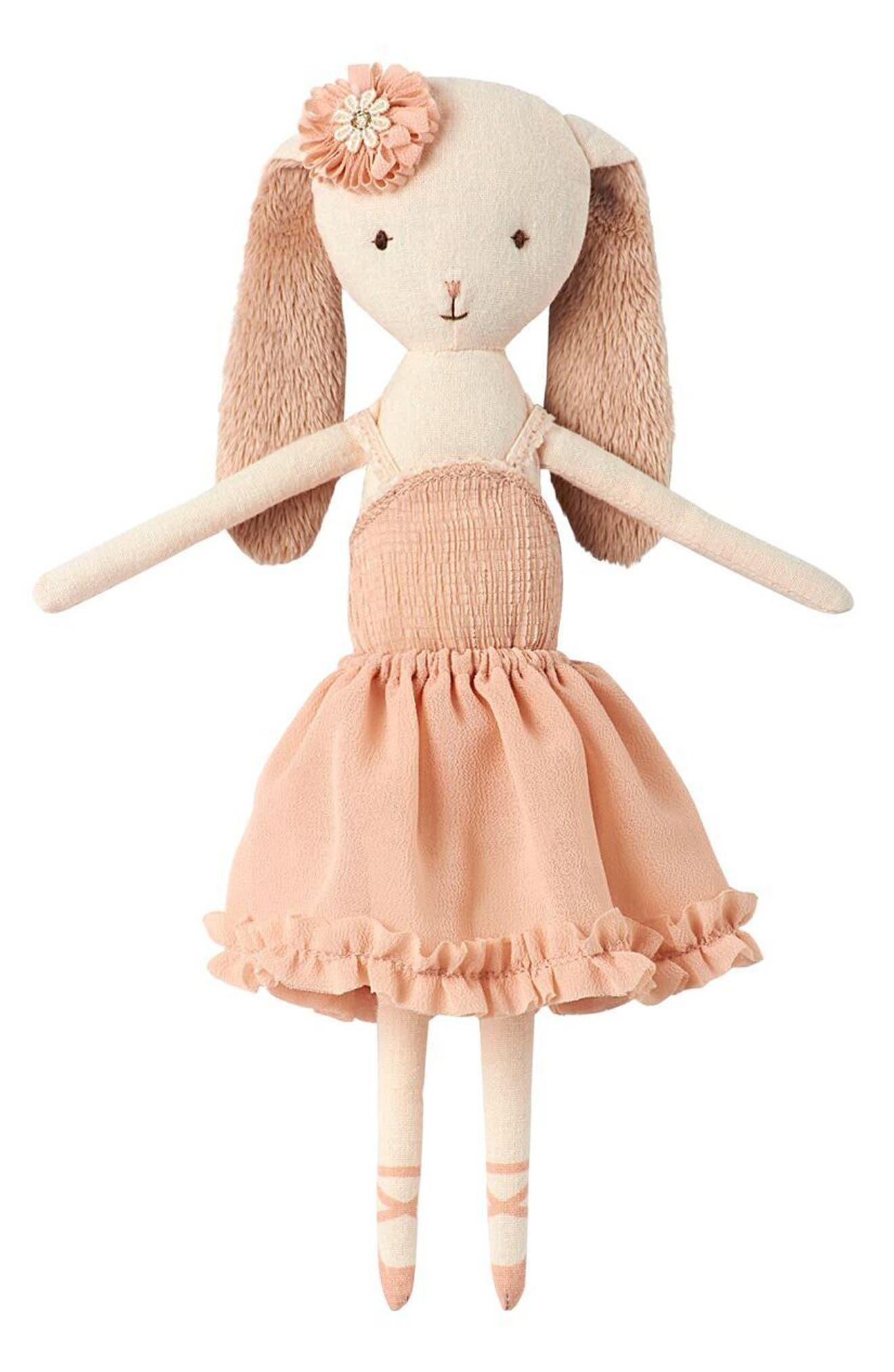 Dancing Bunny Stuffed Animal,                         Main,                         color,