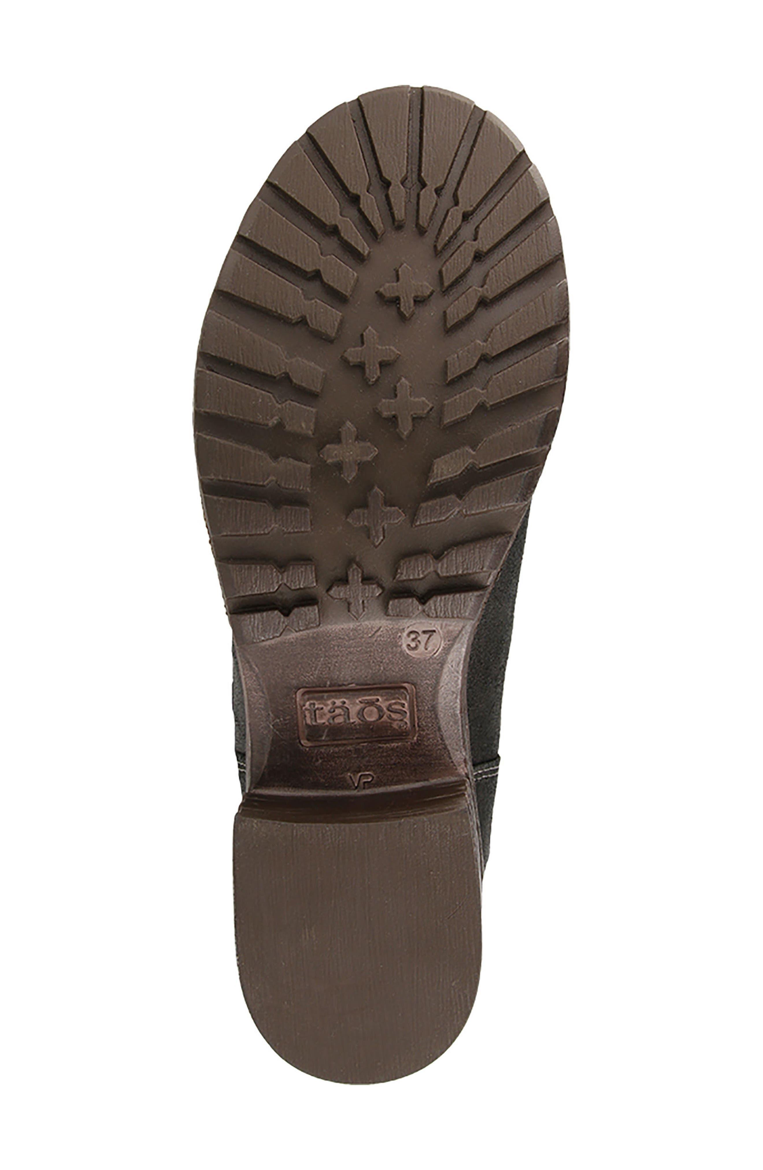 Furkle Boot with Faux Fur Trim,                             Alternate thumbnail 5, color,                             002