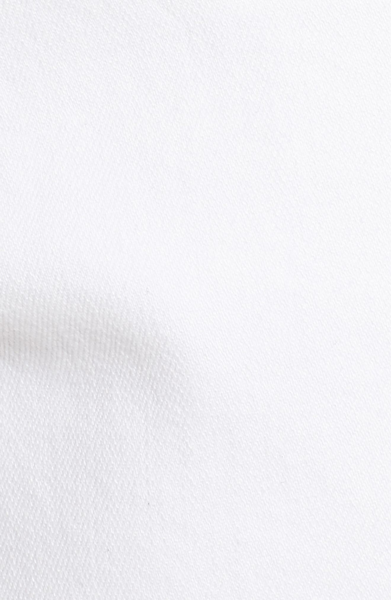 Karlie Cutoff Denim Boyfriend Shorts,                             Alternate thumbnail 5, color,                             100