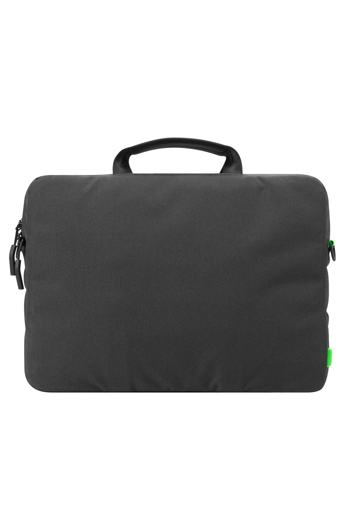 City Collection 15-Inch Briefcase,                             Alternate thumbnail 2, color,                             BLACK