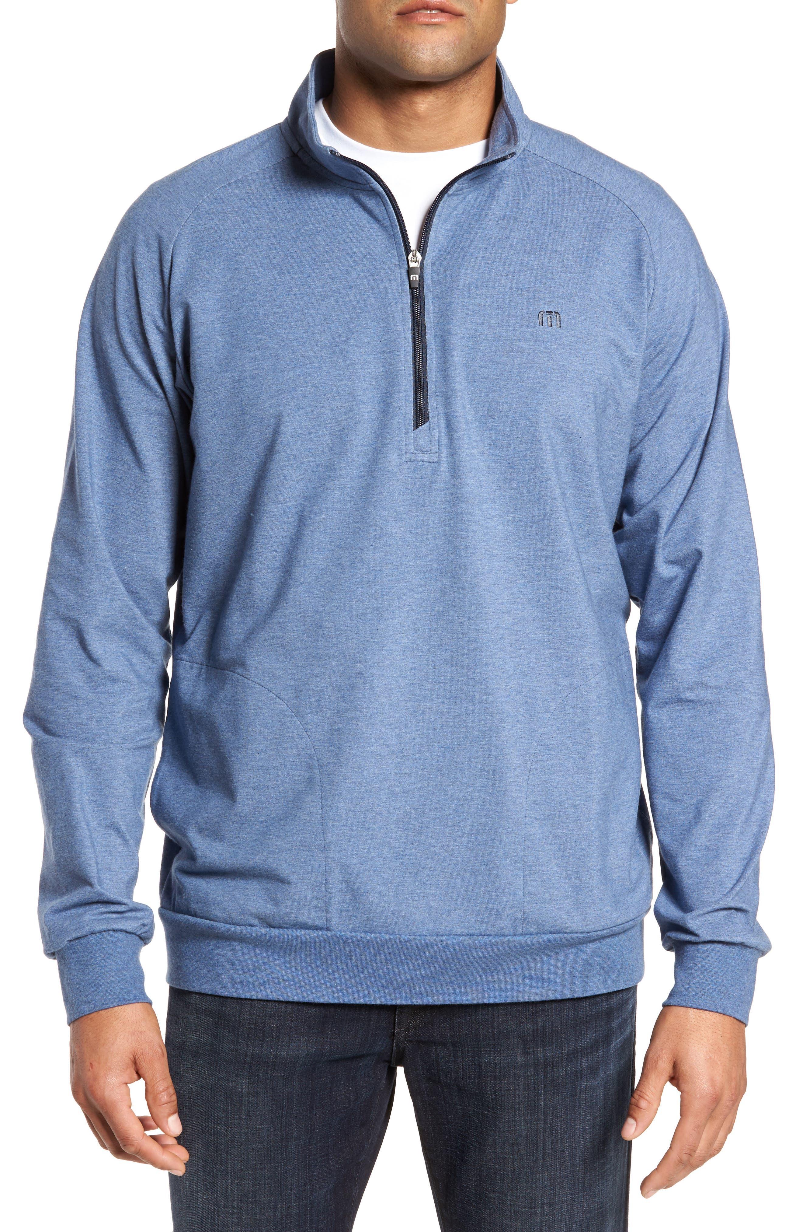 'Strange Love' Trim Fit Wrinkle Resistant Quarter Zip Jacket,                             Main thumbnail 3, color,
