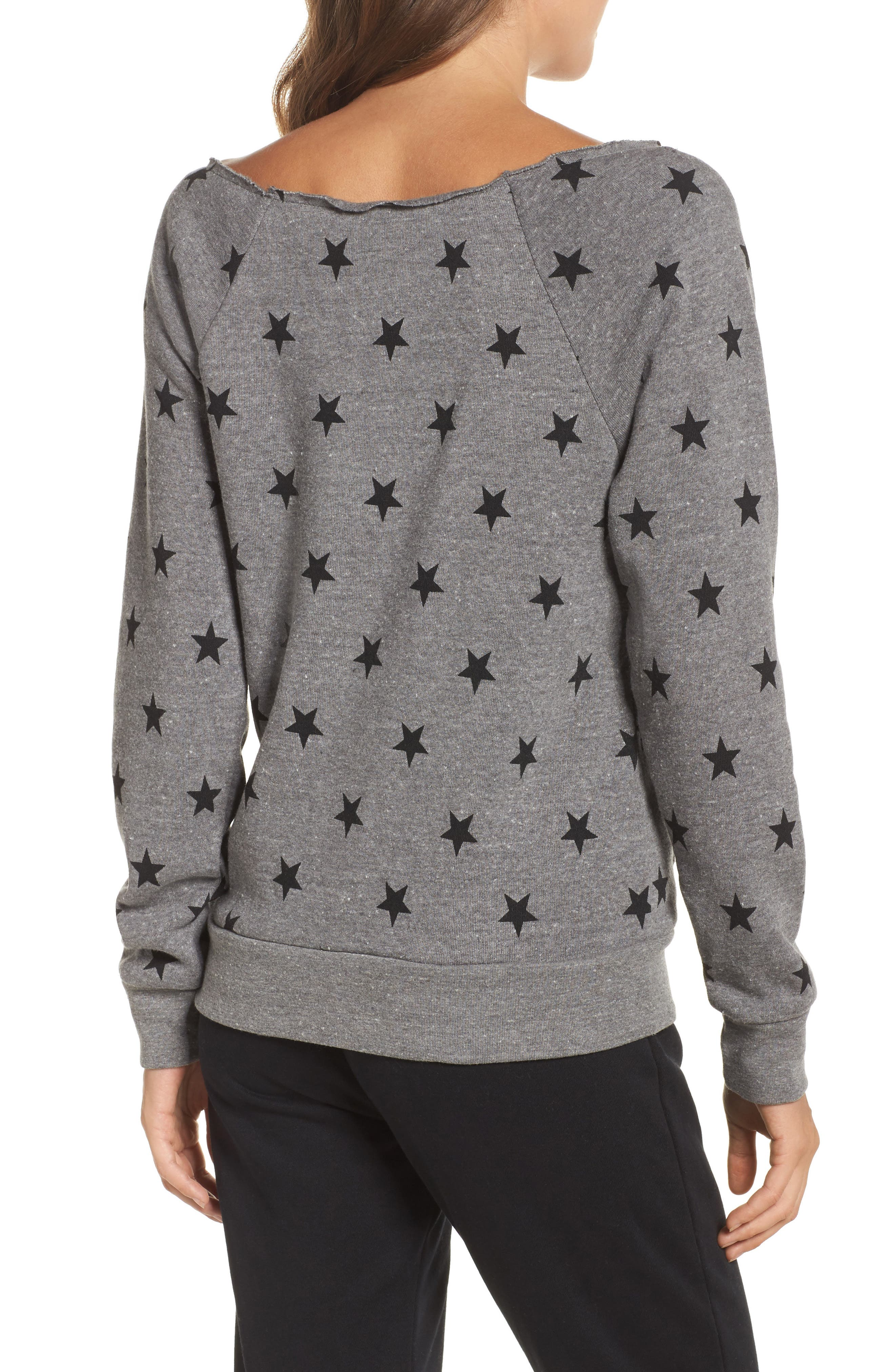 Maniac Camo Fleece Sweatshirt,                             Alternate thumbnail 2, color,                             089