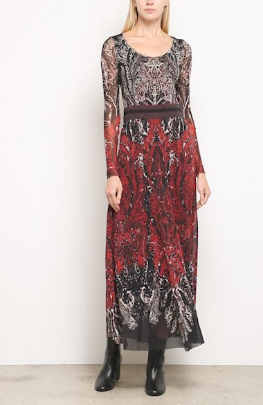 Paisley Tulle Two-Way Dress, video thumbnail