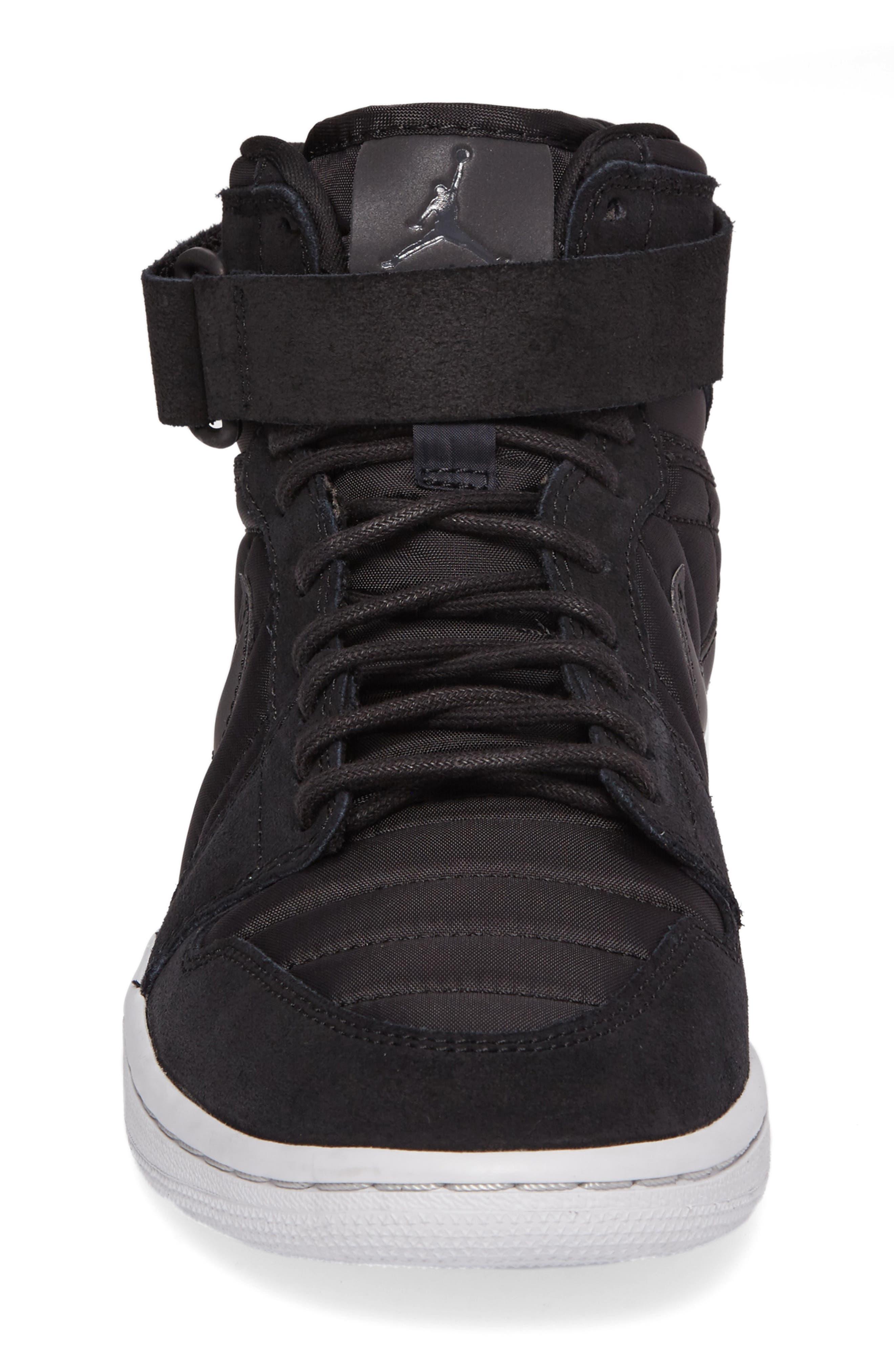 Air Jordan 1 Sneaker,                             Alternate thumbnail 4, color,                             004
