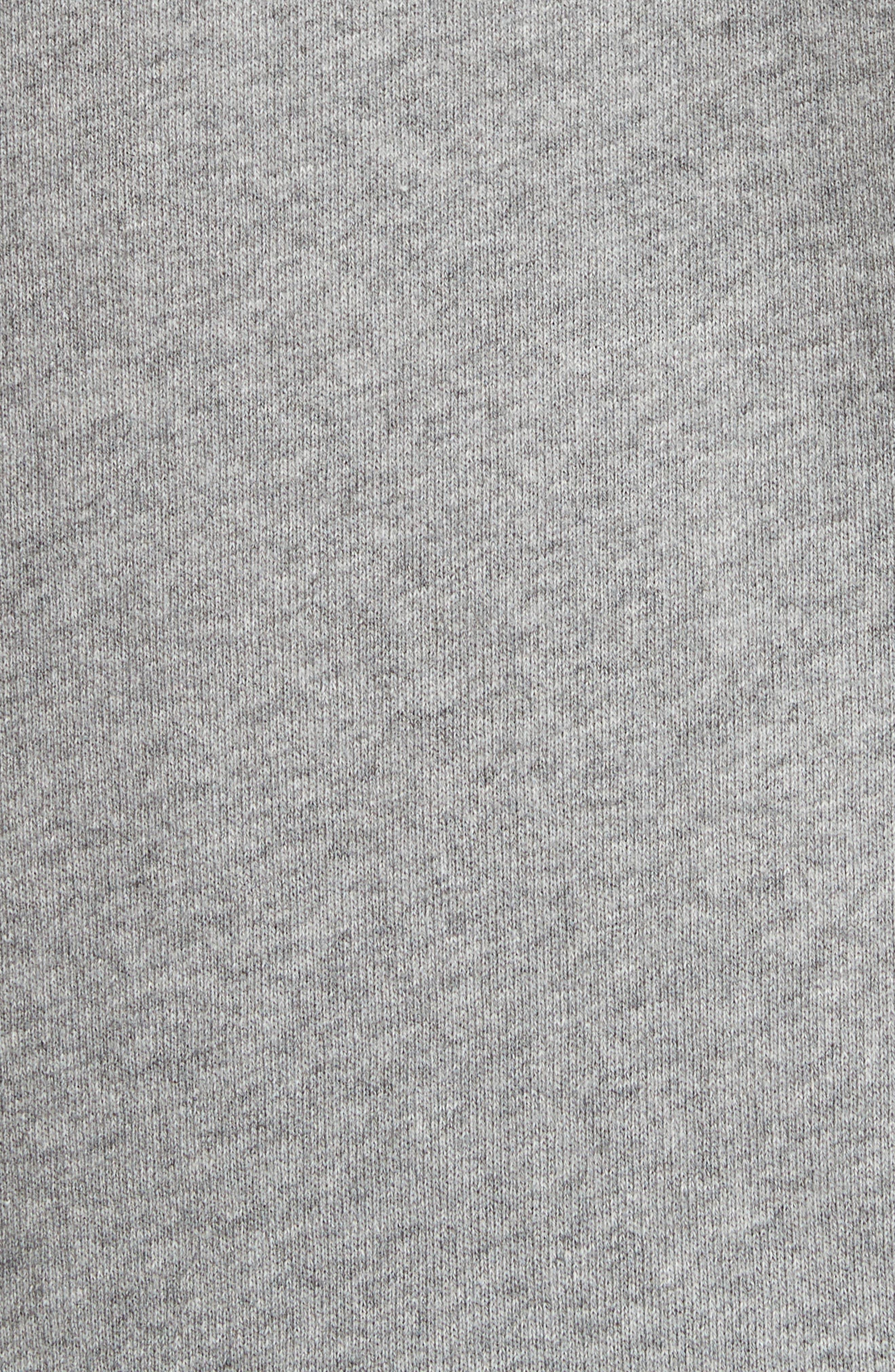 Short Sleeve Sweatshirt,                             Alternate thumbnail 5, color,