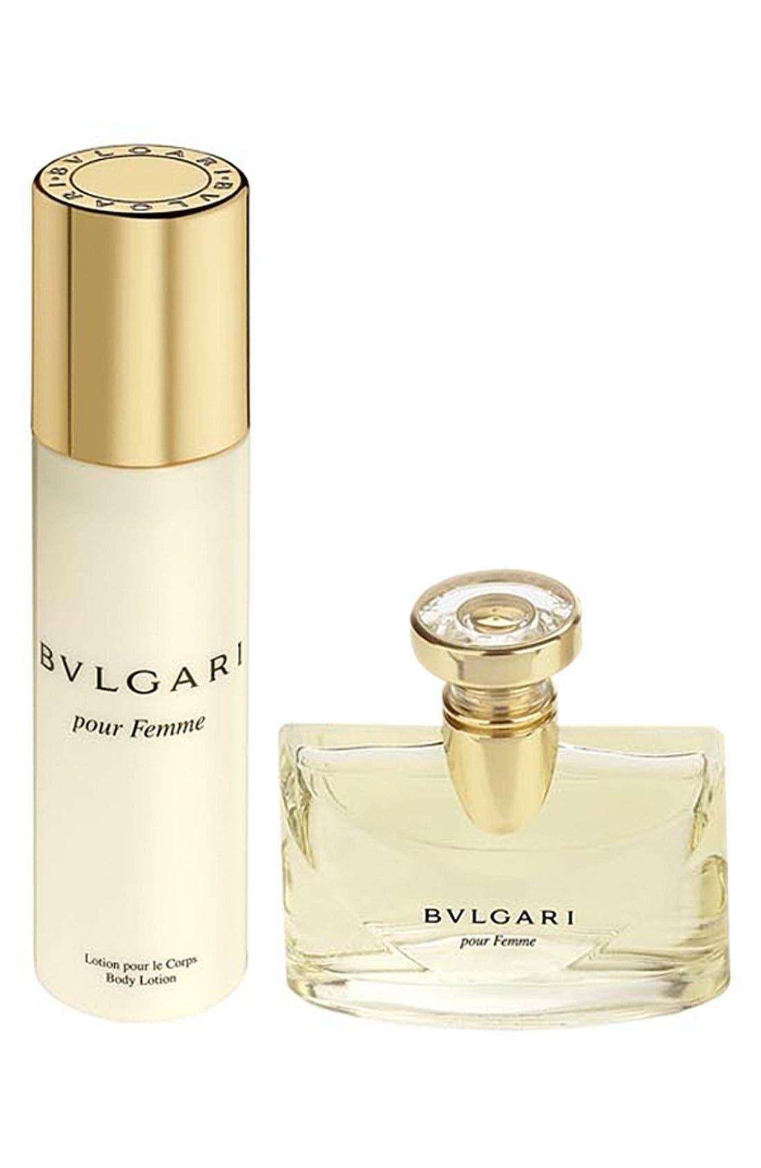 BVLGARI pour Femme Gift Set, Main, color, 000