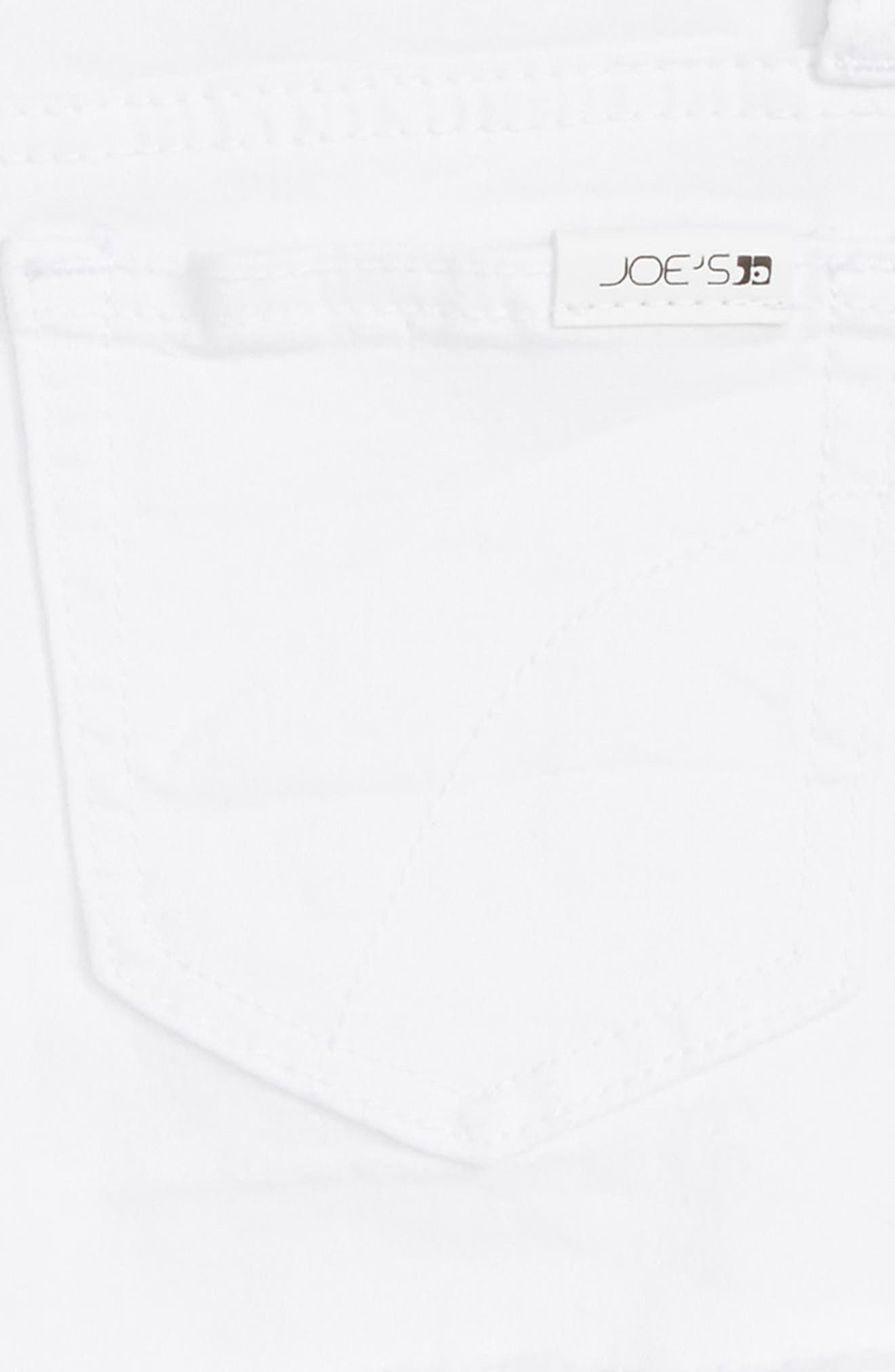 Markie Cutoff Denim Shorts,                             Alternate thumbnail 6, color,