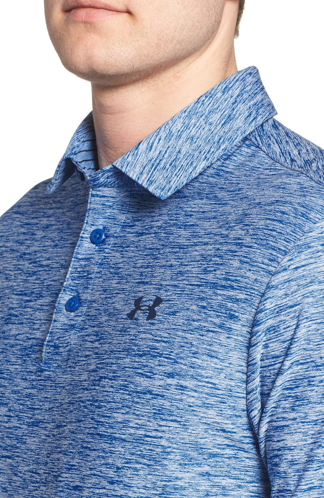 'Playoff' Loose Fit Short Sleeve Polo,                             Alternate thumbnail 94, color,
