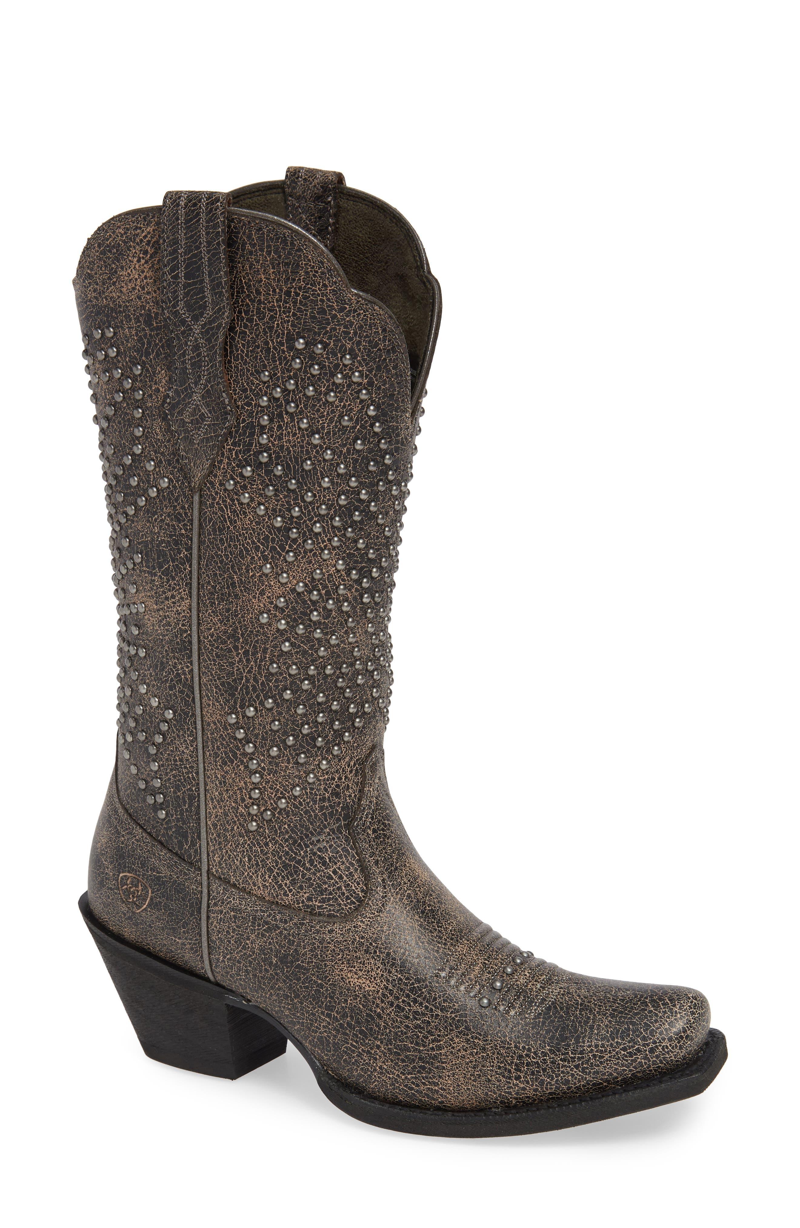 Ariat Lakyn Western Boot, Grey