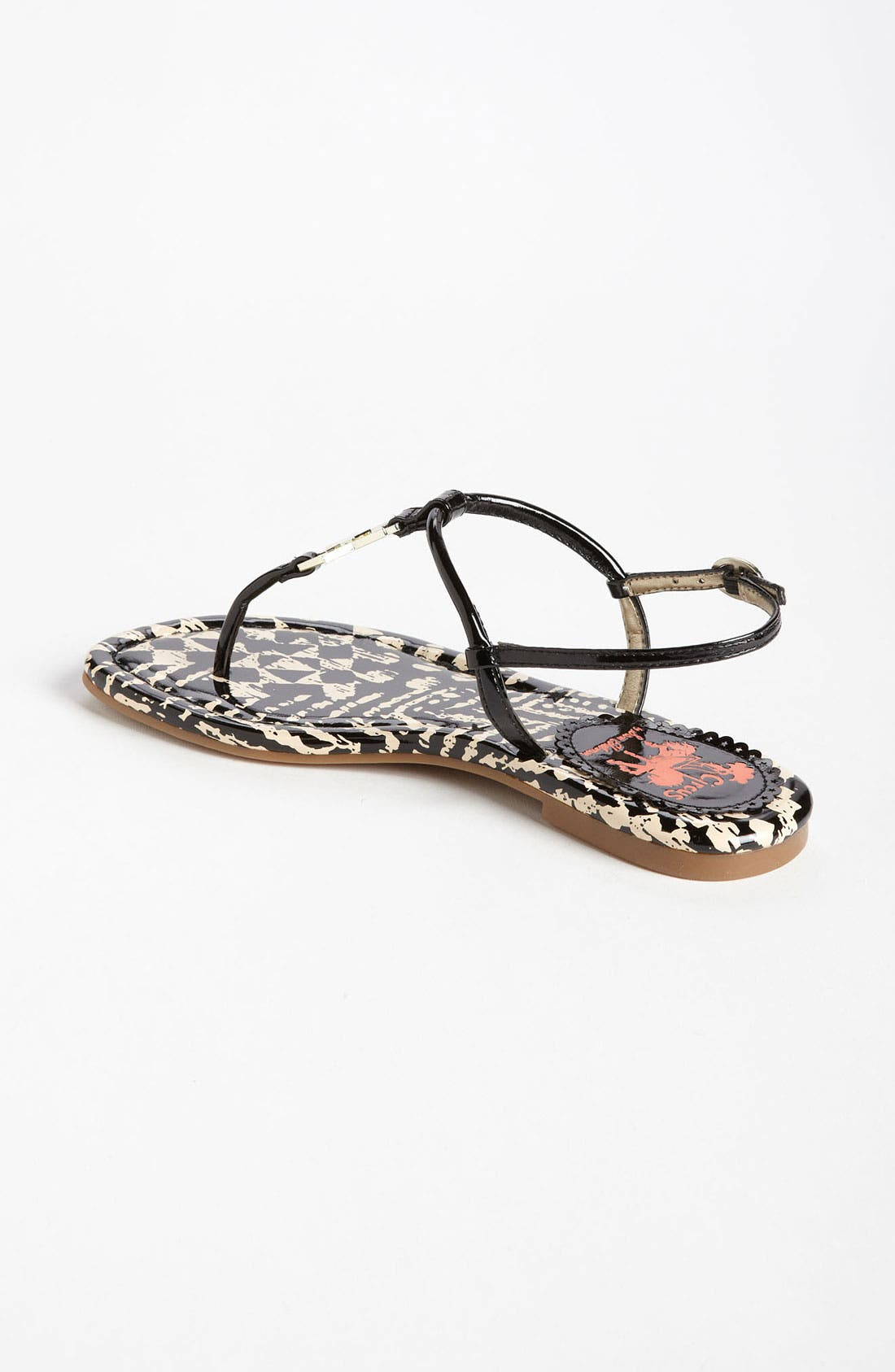 'Jaela' Sandal,                             Alternate thumbnail 3, color,                             001