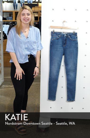 MOTO Sidney Stretch Skinny Jeans, sales video thumbnail