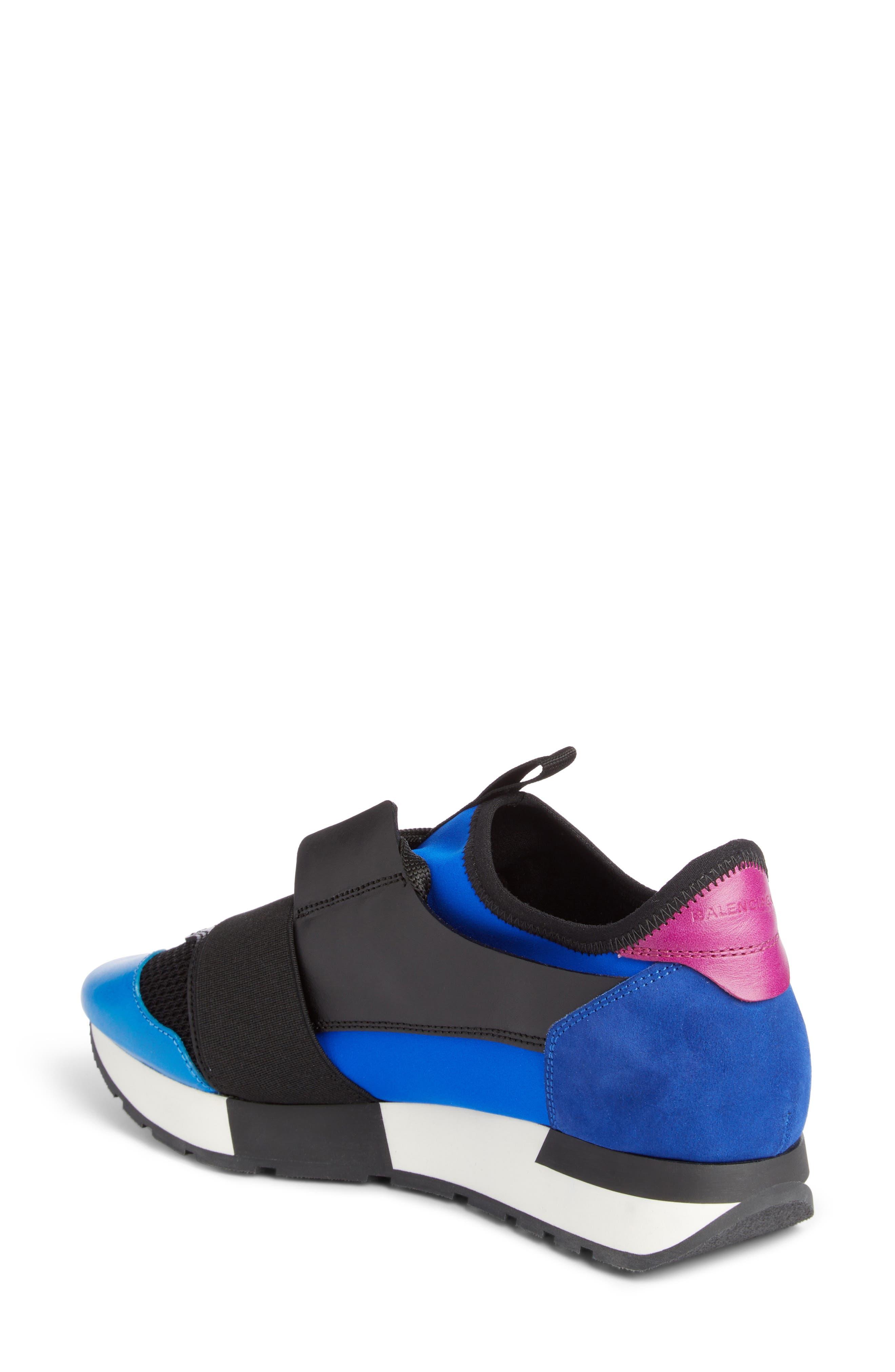Mixed Media Sneaker,                             Alternate thumbnail 2, color,                             003