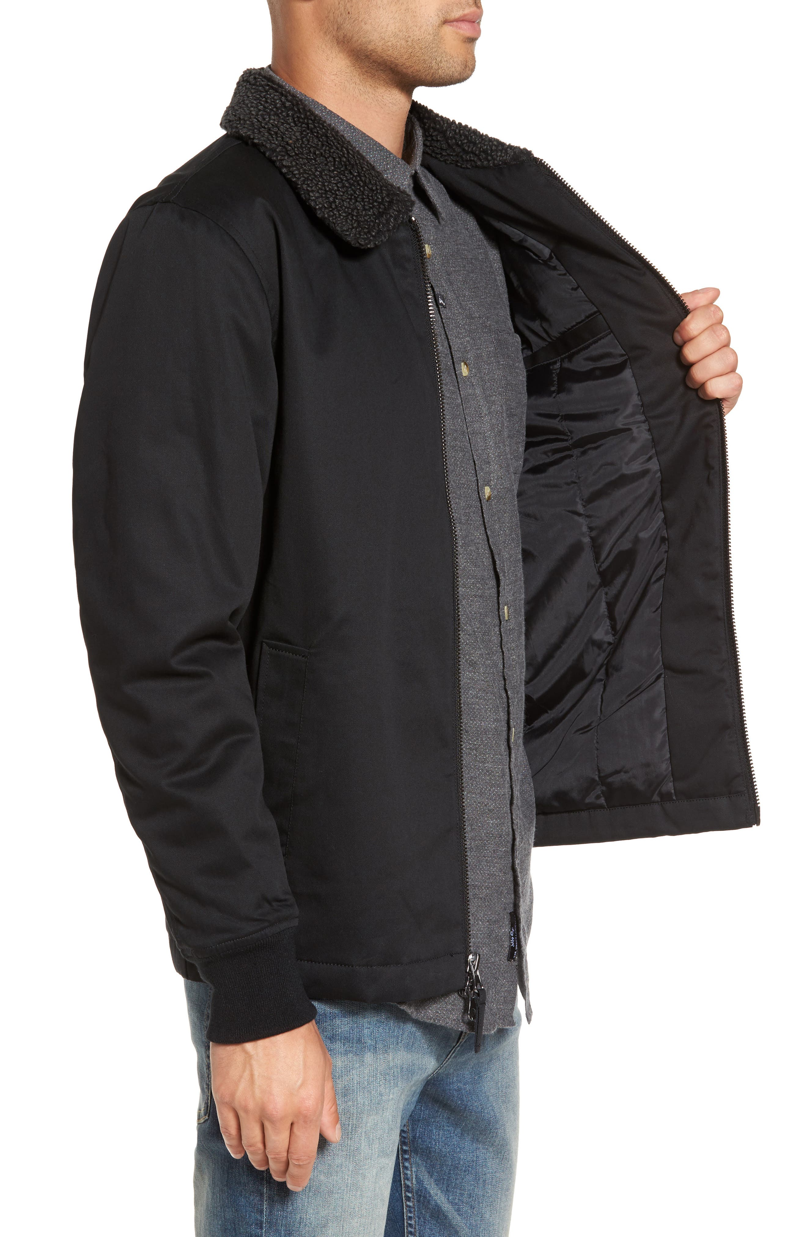 Maddox Jacket,                             Alternate thumbnail 3, color,                             001