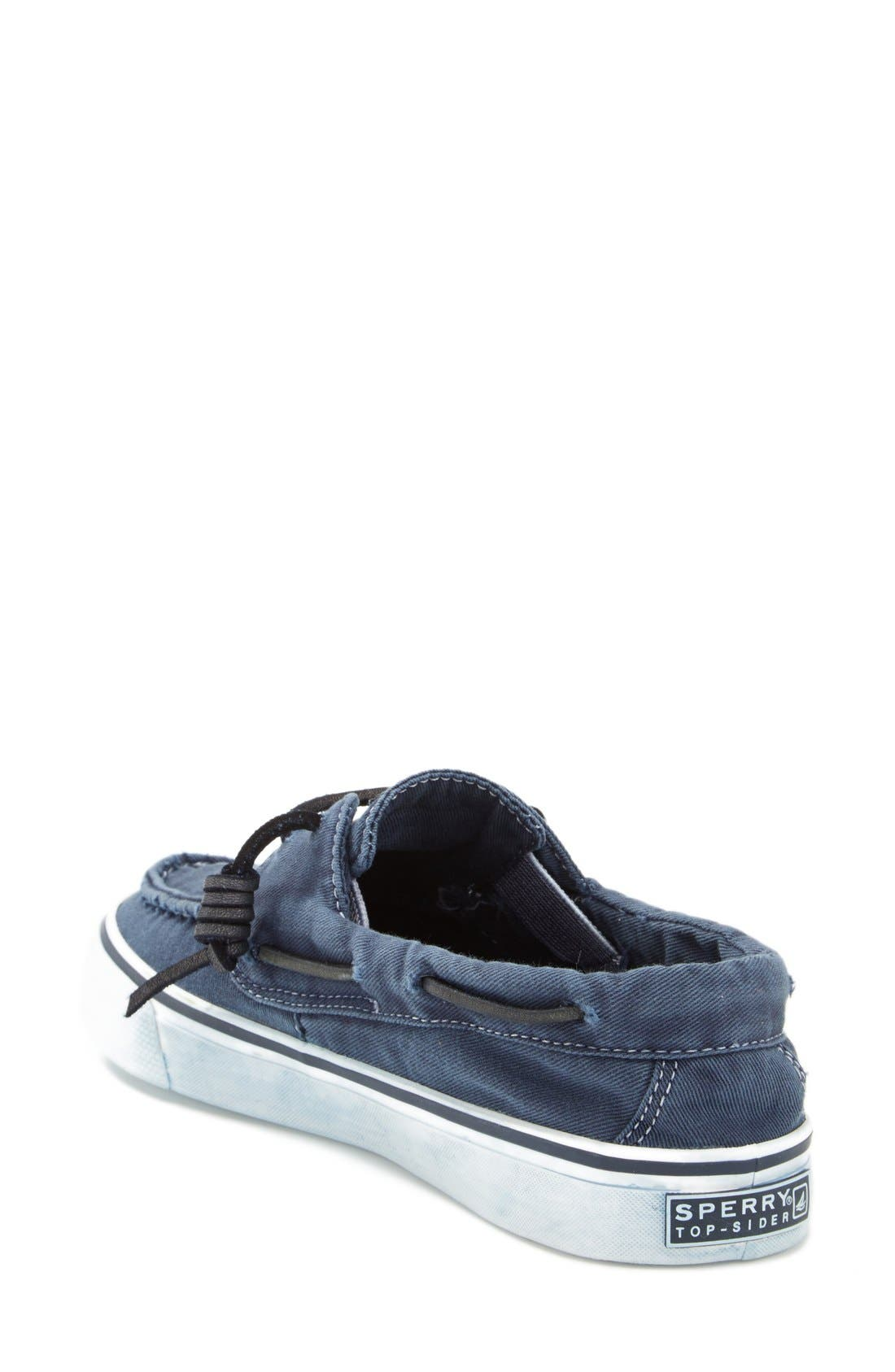 Top-Sider<sup>®</sup> 'Bahama' Sequined Boat Shoe,                             Alternate thumbnail 151, color,