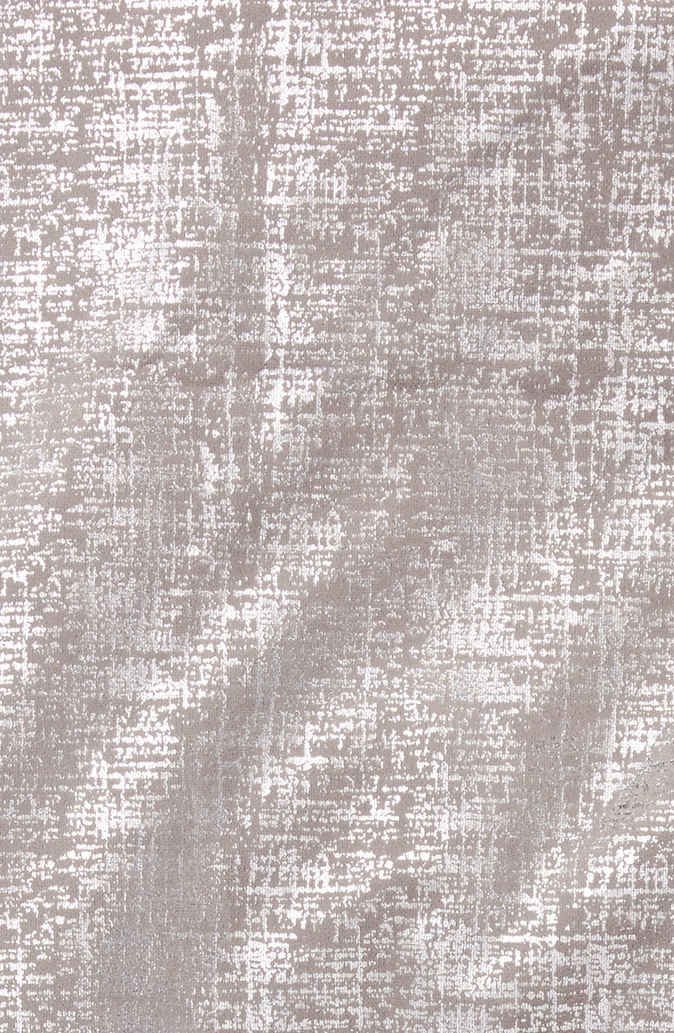 Luxe<sup>™</sup> Lustre Rain Throw,                             Alternate thumbnail 2, color,                             CHARCOAL