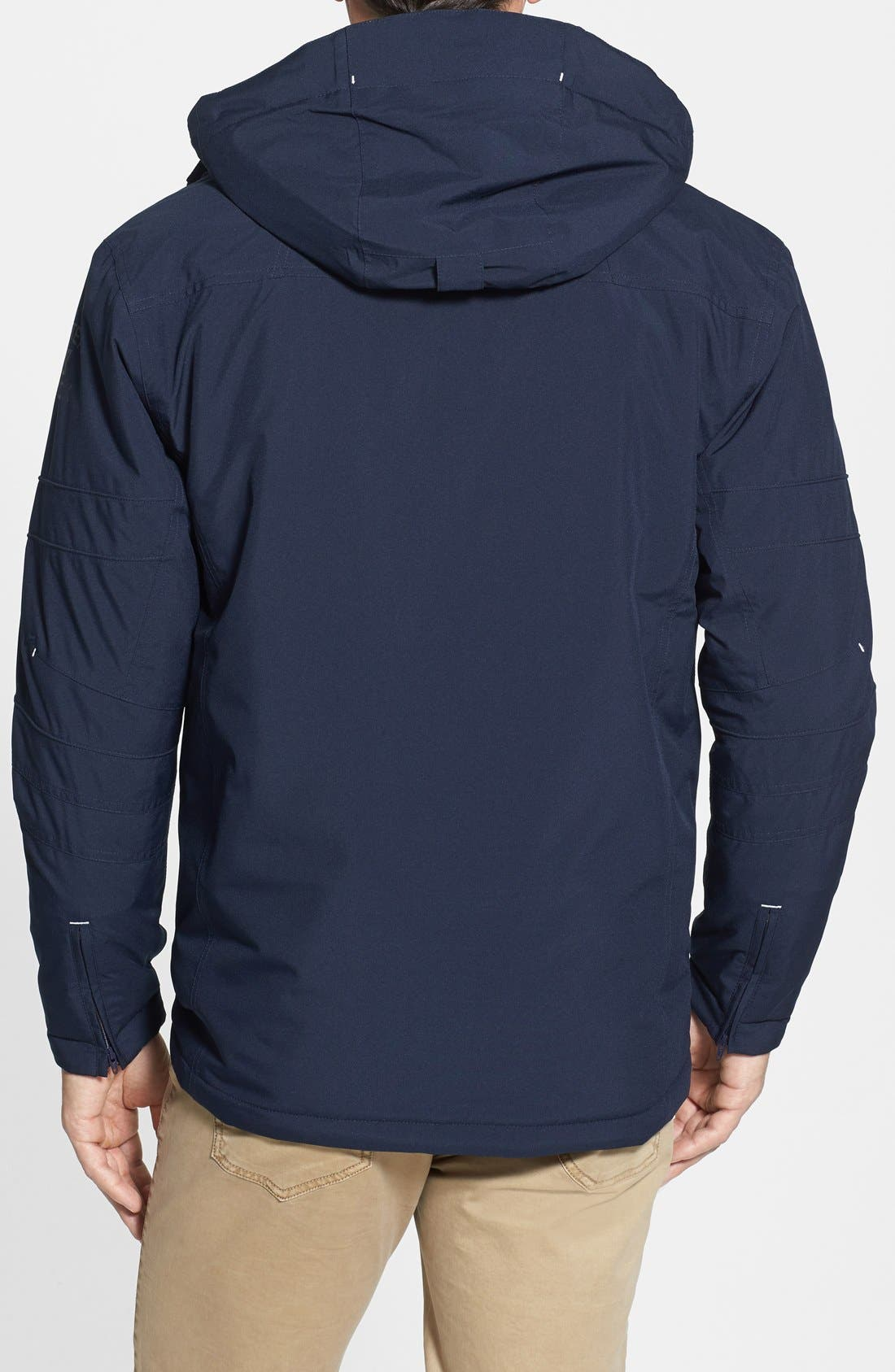 CUTTER & BUCK,                             WeatherTec Sanders Jacket,                             Alternate thumbnail 2, color,                             420