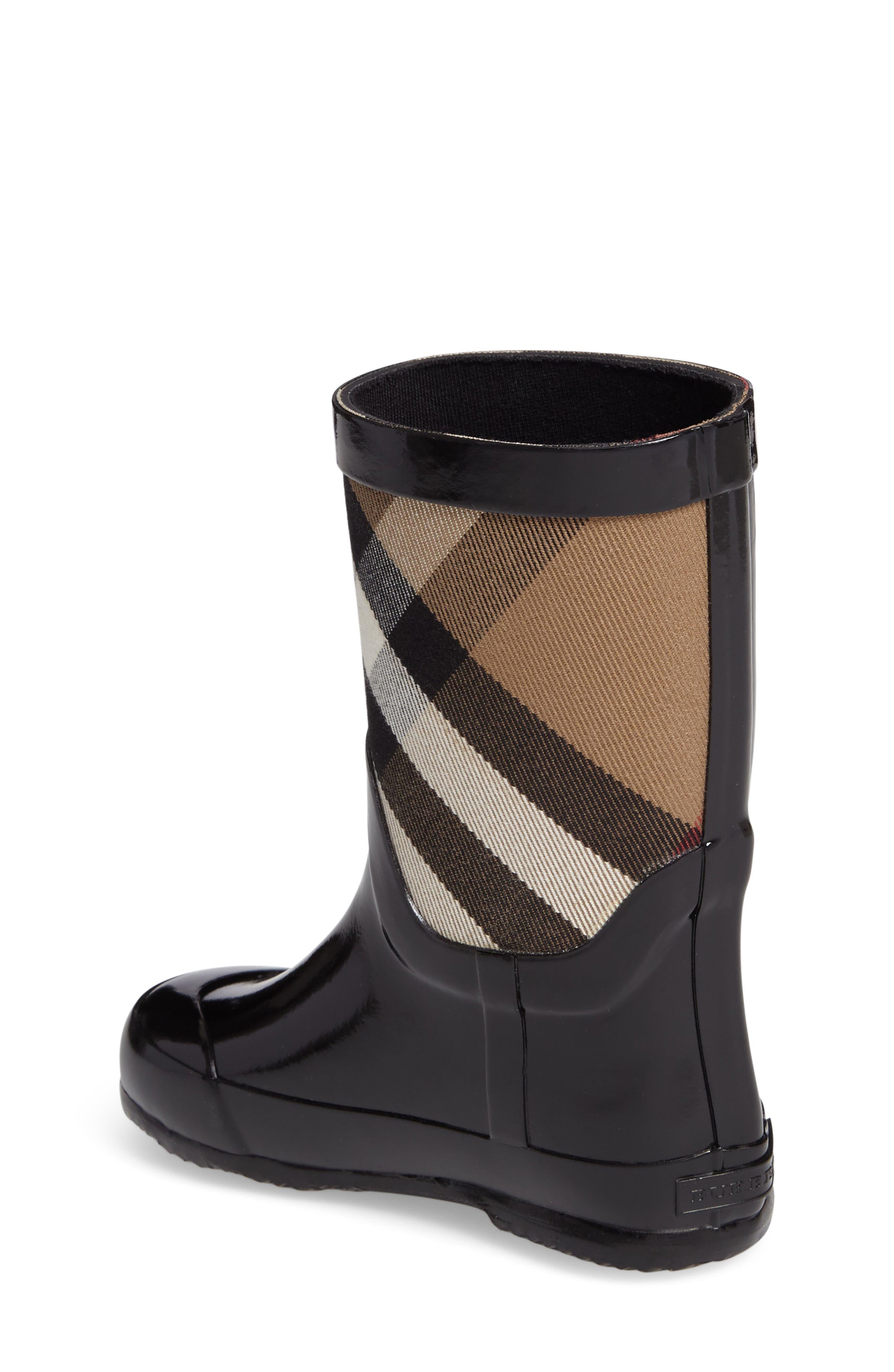 'Ranmoor' Waterproof Rain Boot,                             Alternate thumbnail 6, color,