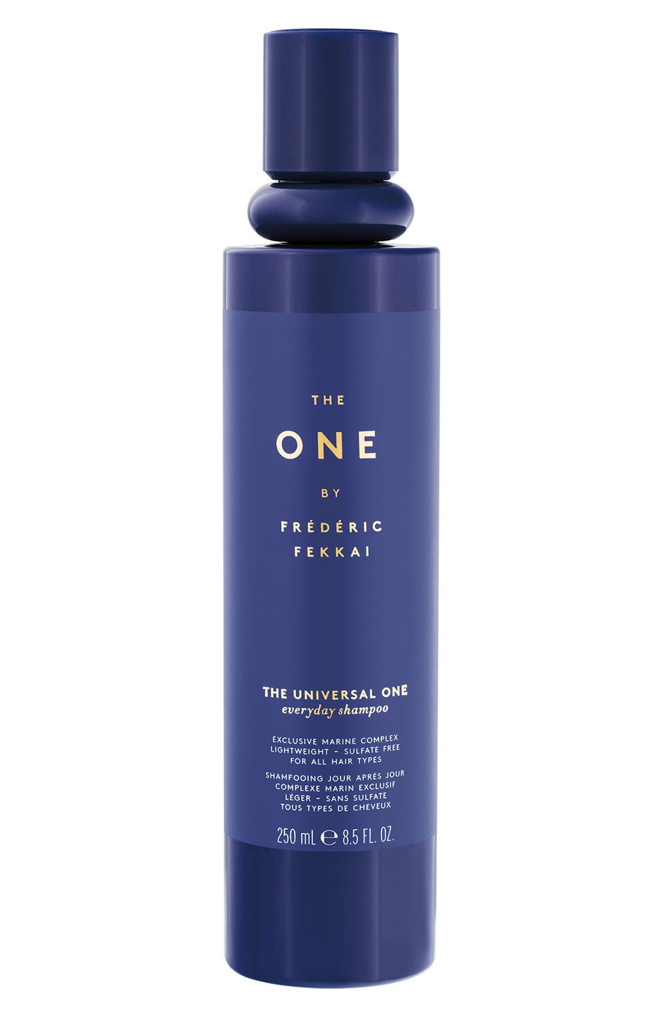 The One by Frédéric Fekkai The Universal One Everyday Shampoo,                             Main thumbnail 1, color,                             NO COLOR