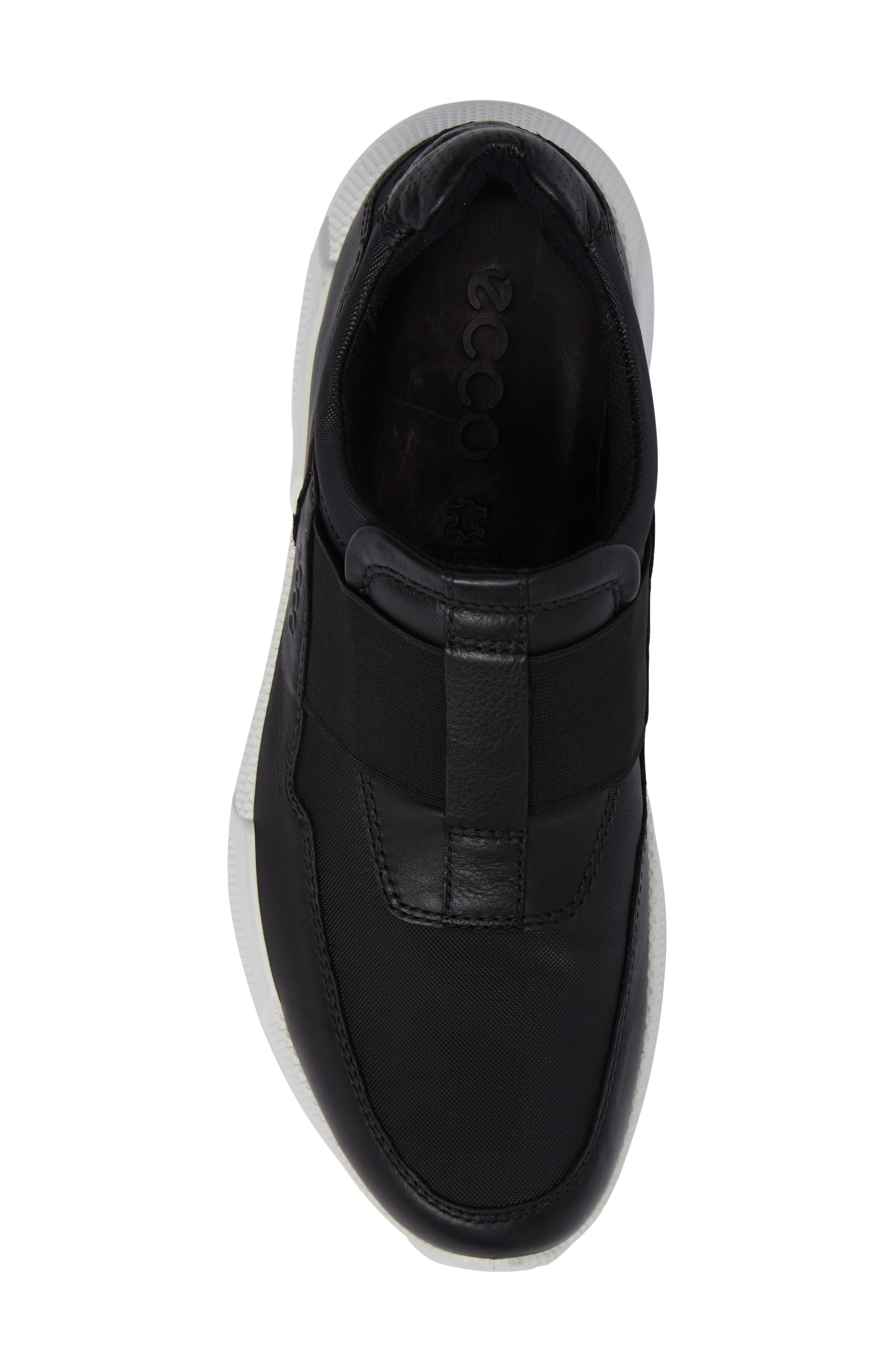 Luca Slip-On Sneaker,                             Alternate thumbnail 5, color,                             001