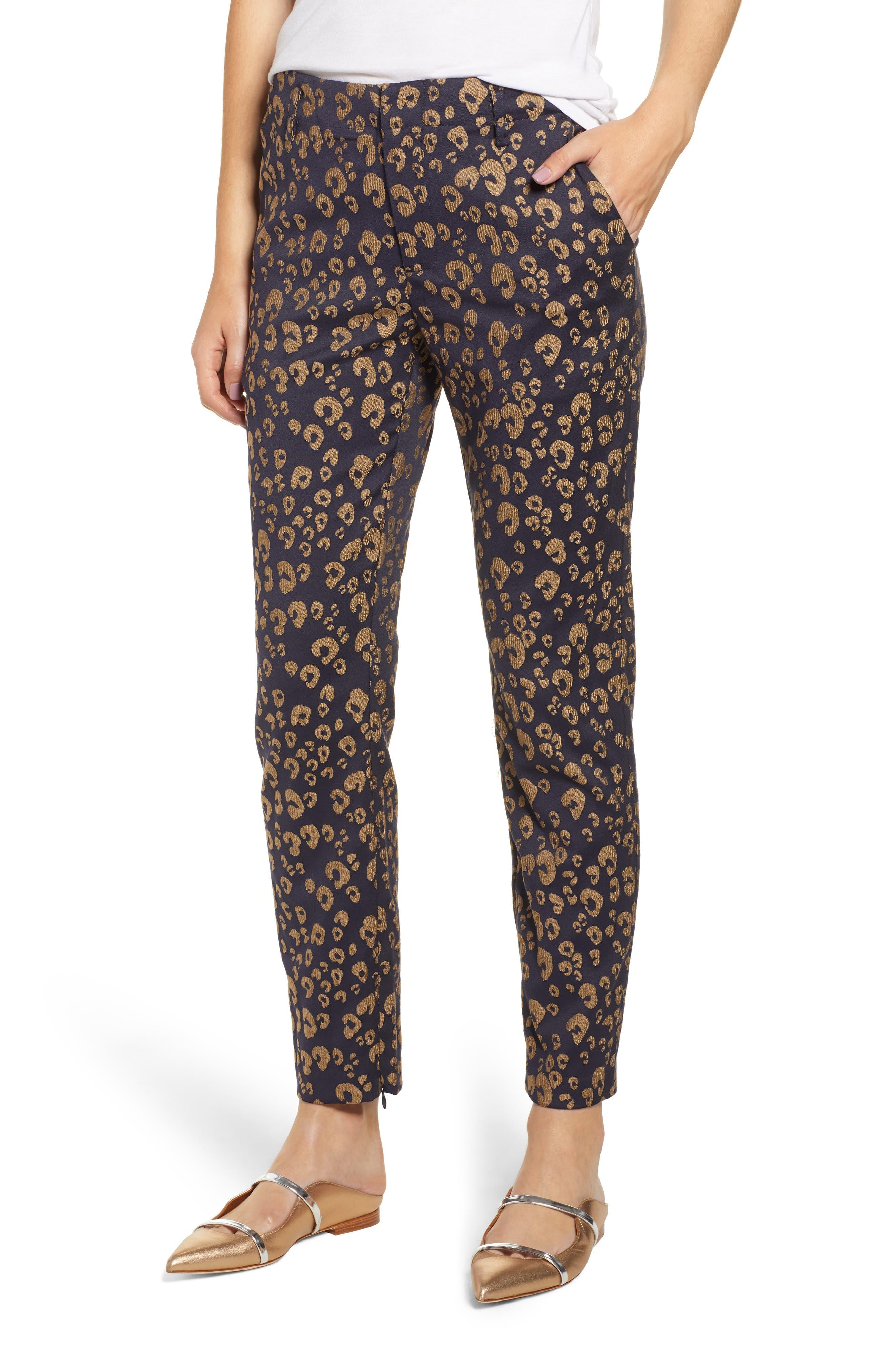 Jacquard Pants,                         Main,                         color, 421