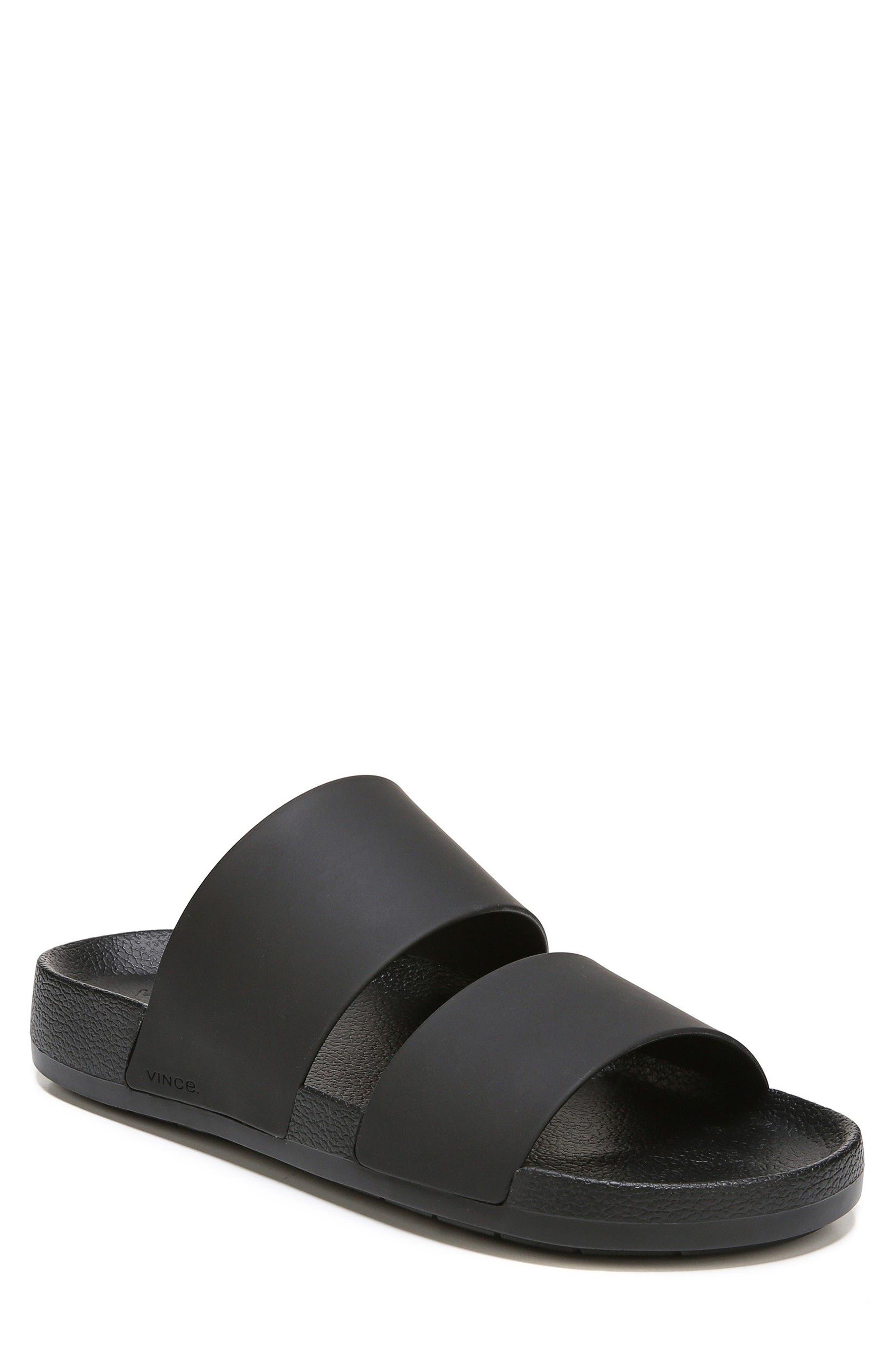Mariner Slide Sandal,                         Main,                         color, 001
