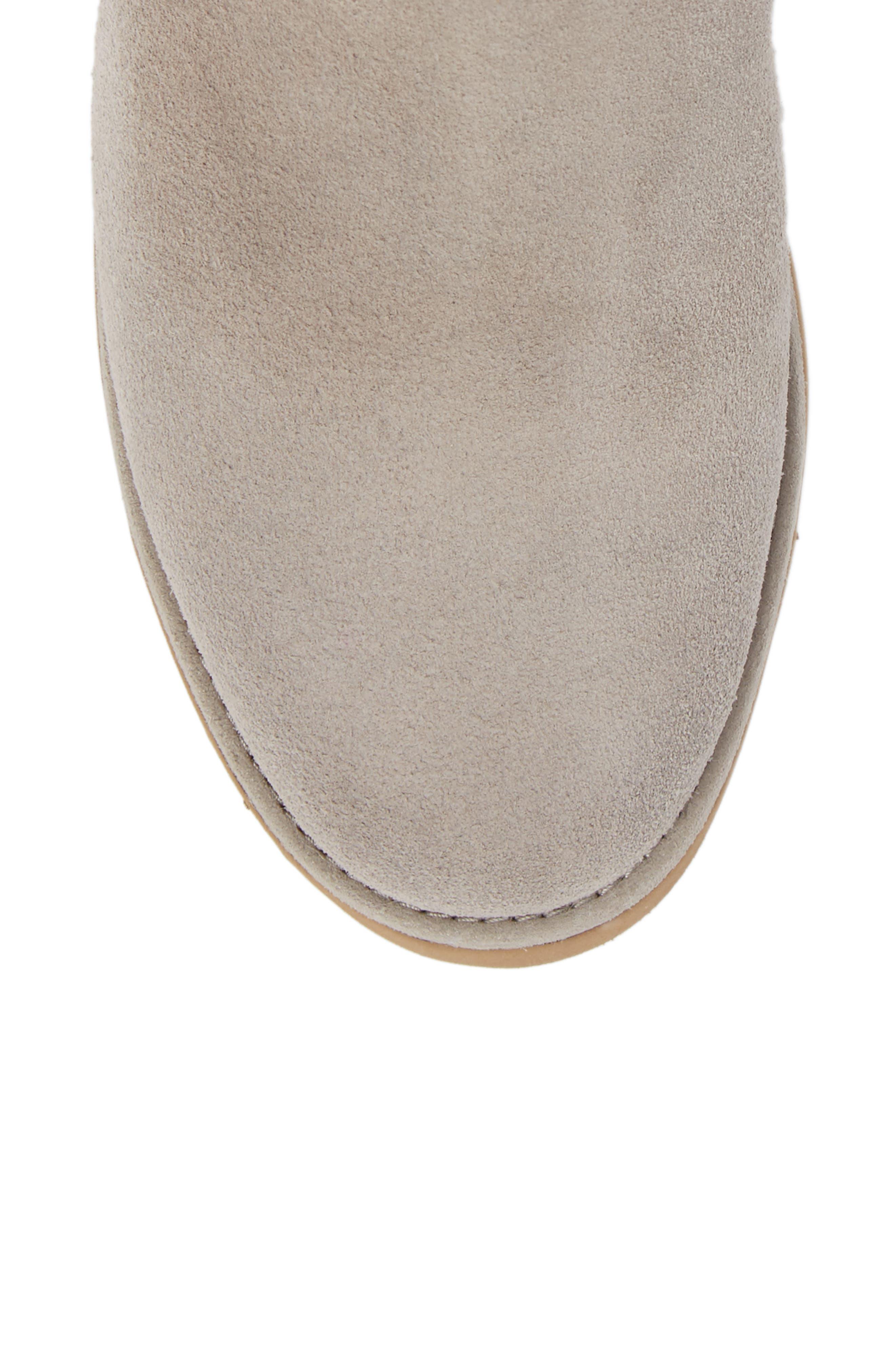 Madison Grommet Wedge Boot,                             Alternate thumbnail 10, color,