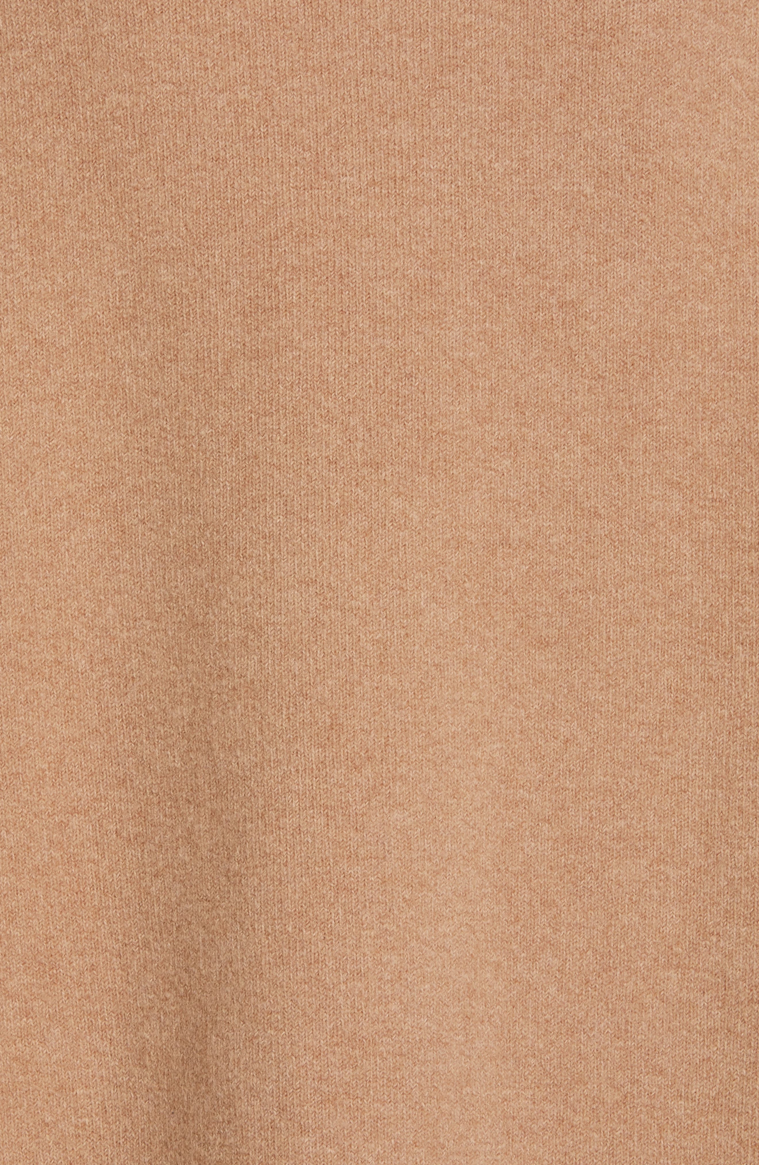 Cortis Merino Wool & Alpaca Blend Sweater,                             Alternate thumbnail 5, color,                             CAMEL