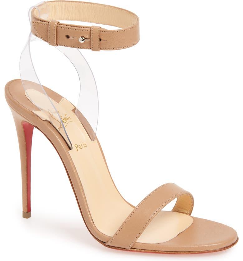 Find the perfect Christian Louboutin Jonatina Sandal (Women) Price Check