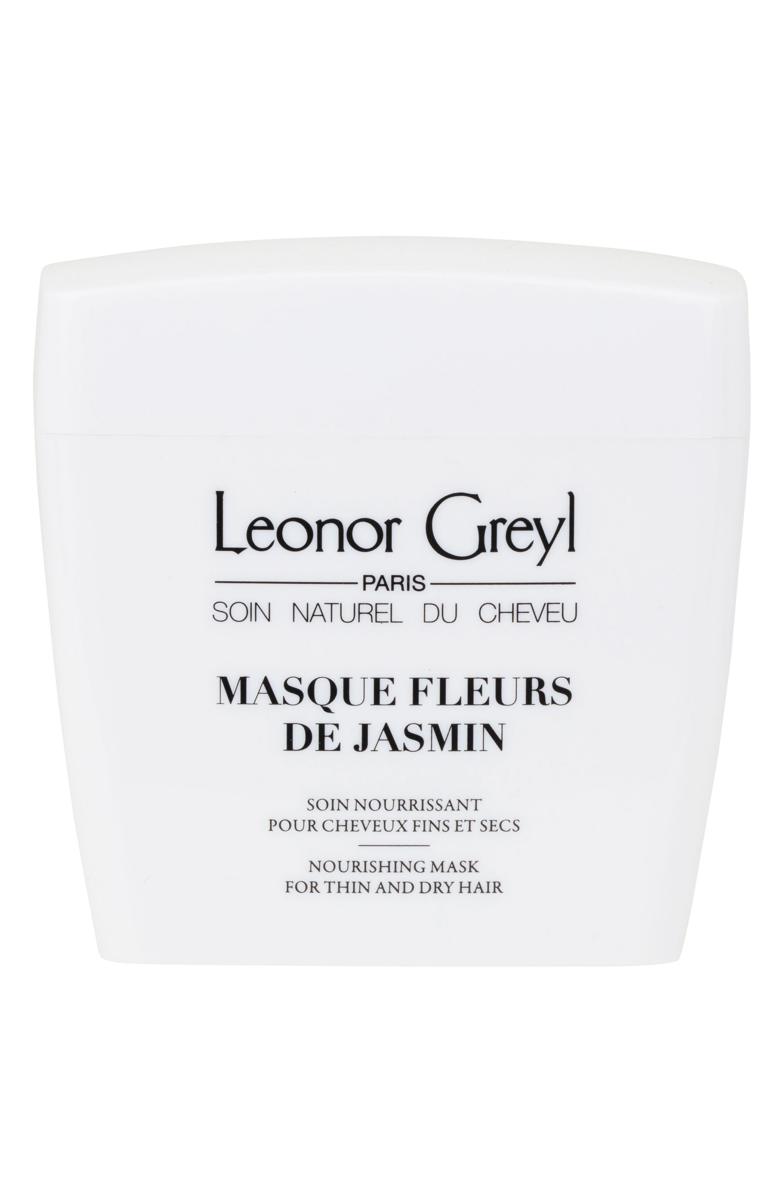 Masque Fleurs De Jasmin (Nourishing Mask For Thin And Dry Hair), 7.0 Oz./ 200 Ml