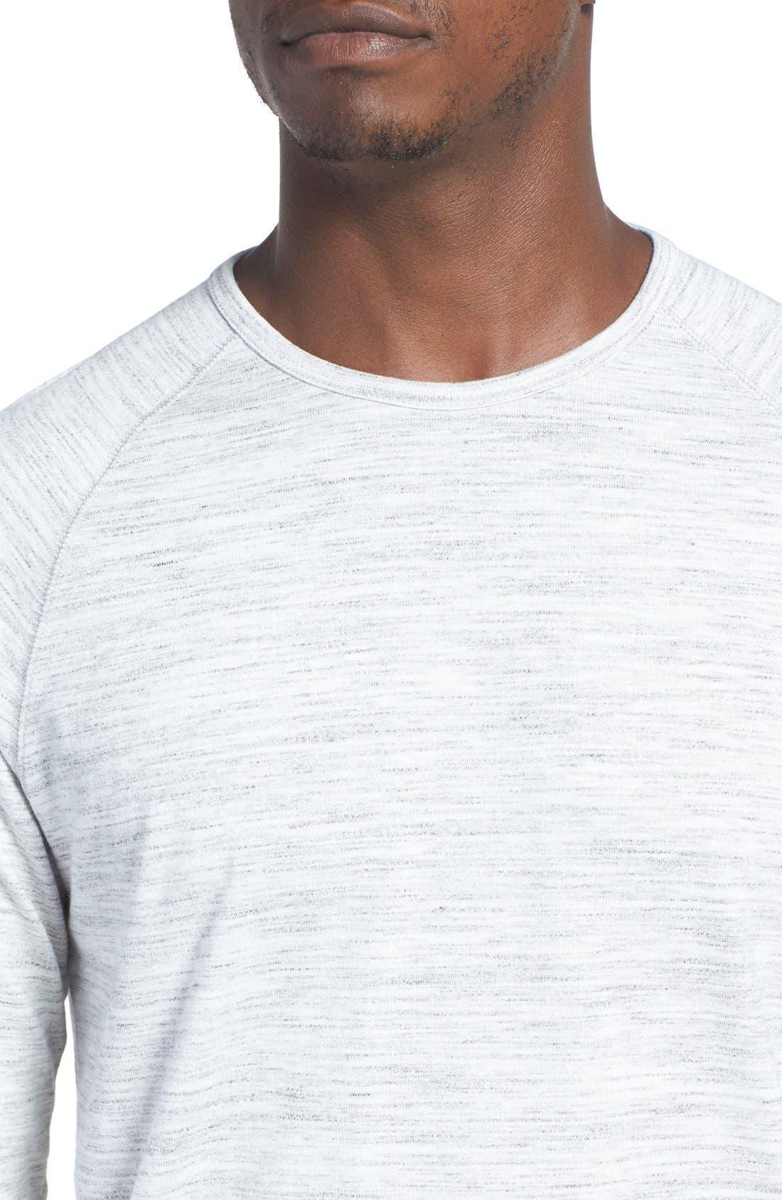 Slim Fit Stripe T-Shirt,                             Alternate thumbnail 22, color,