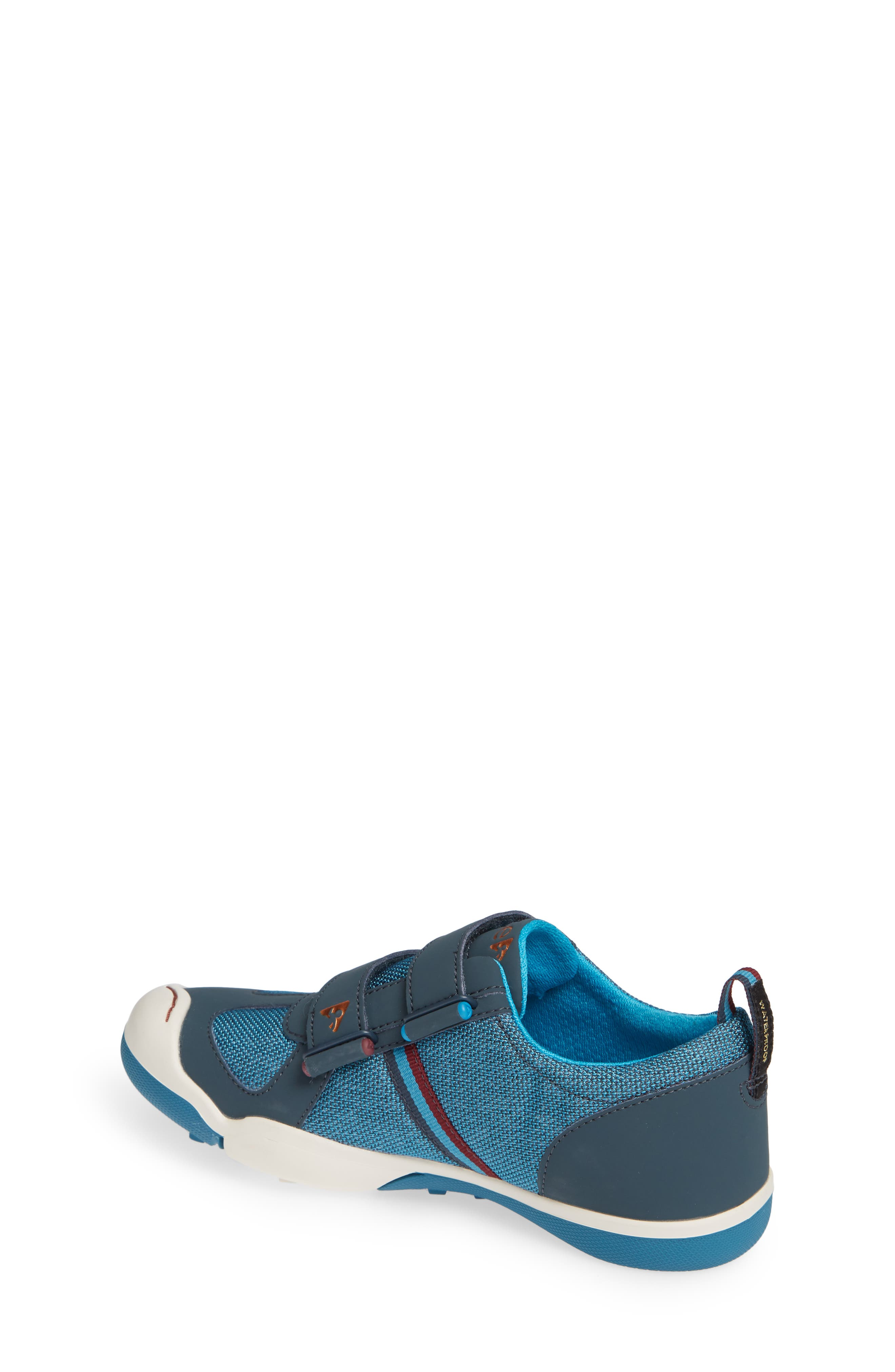 Charlie Customizable Sneaker,                             Alternate thumbnail 2, color,                             BLUE MARLIN