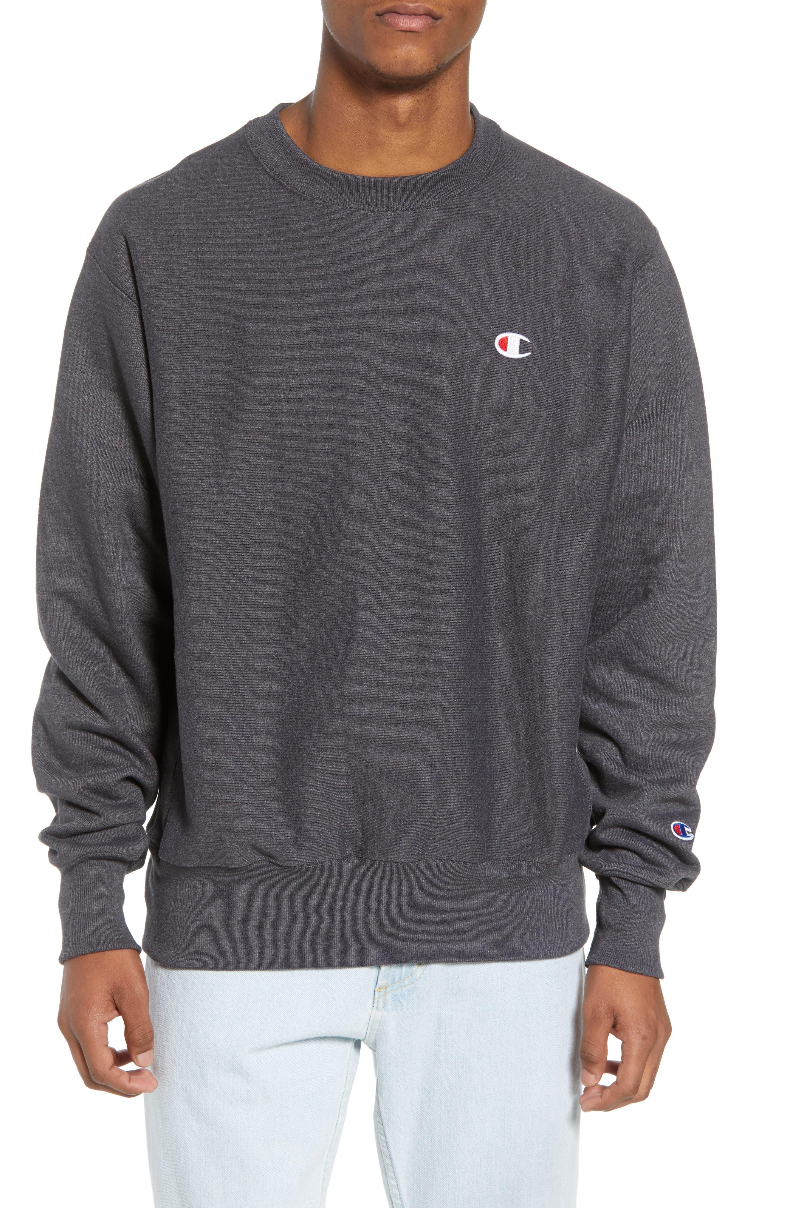 Reverse Weave Sweatshirt,                             Main thumbnail 2, color,