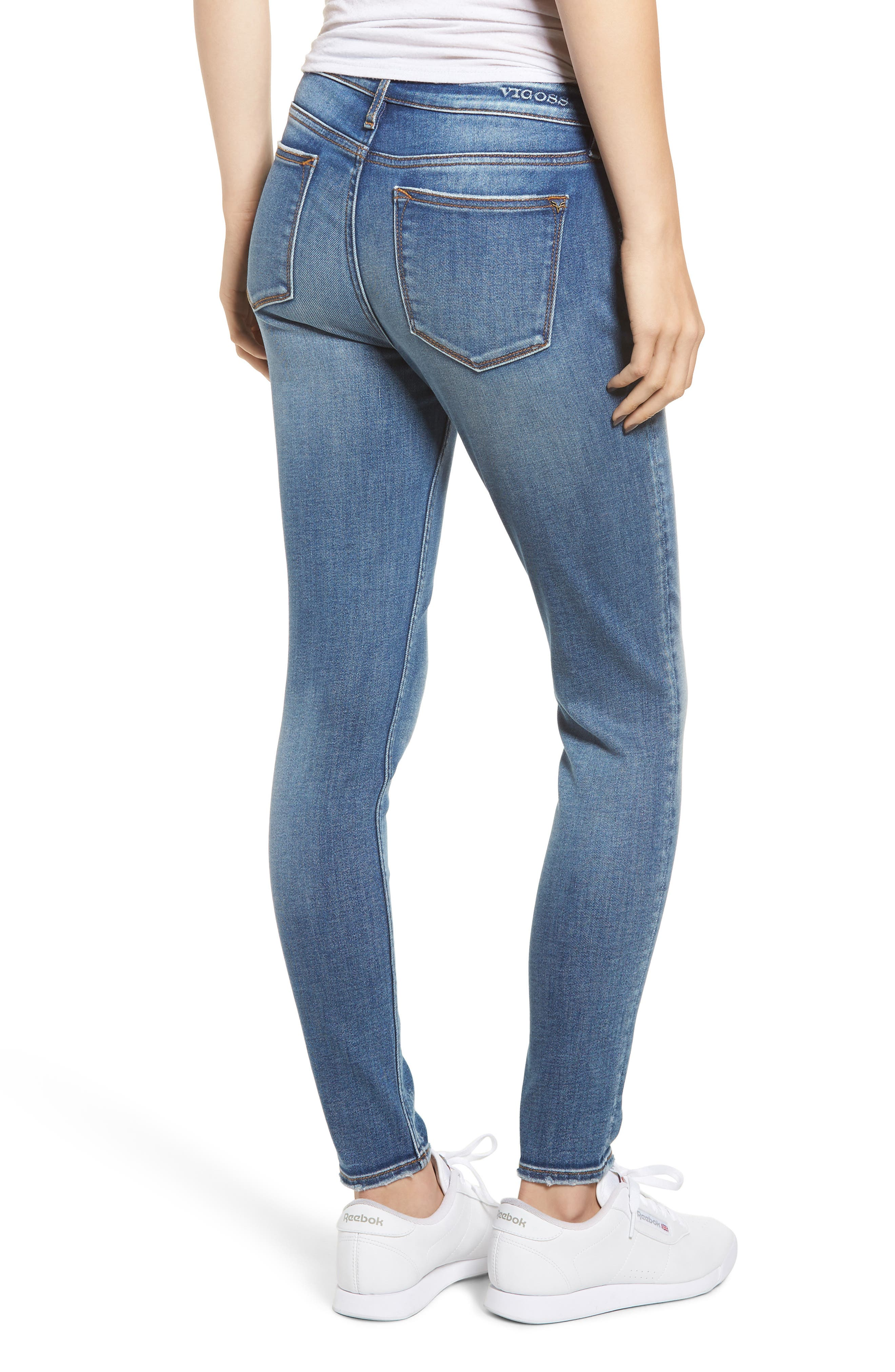 VIGOSS,                             Jagger Skinny Jeans,                             Alternate thumbnail 2, color,                             426