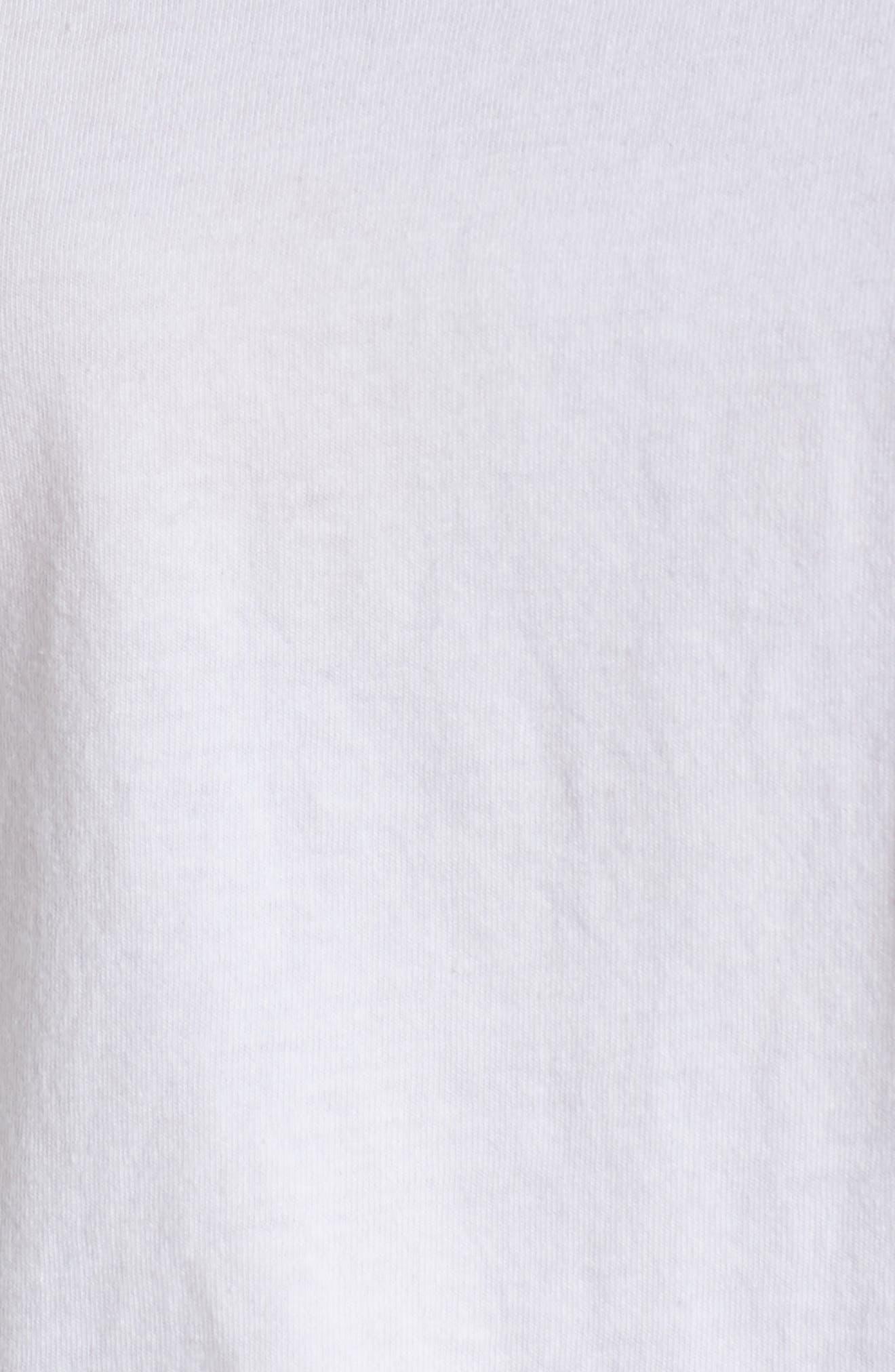 Long Sleeve Pocket Tee,                             Alternate thumbnail 5, color,                             115