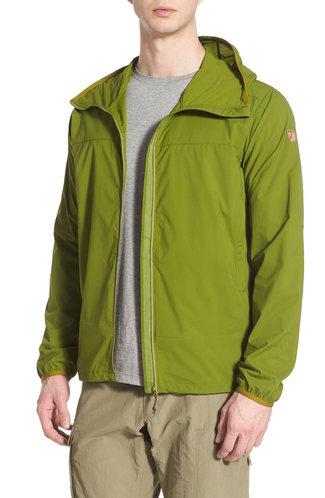 'Abisko' Windbreaker Jacket, Main, color, 330