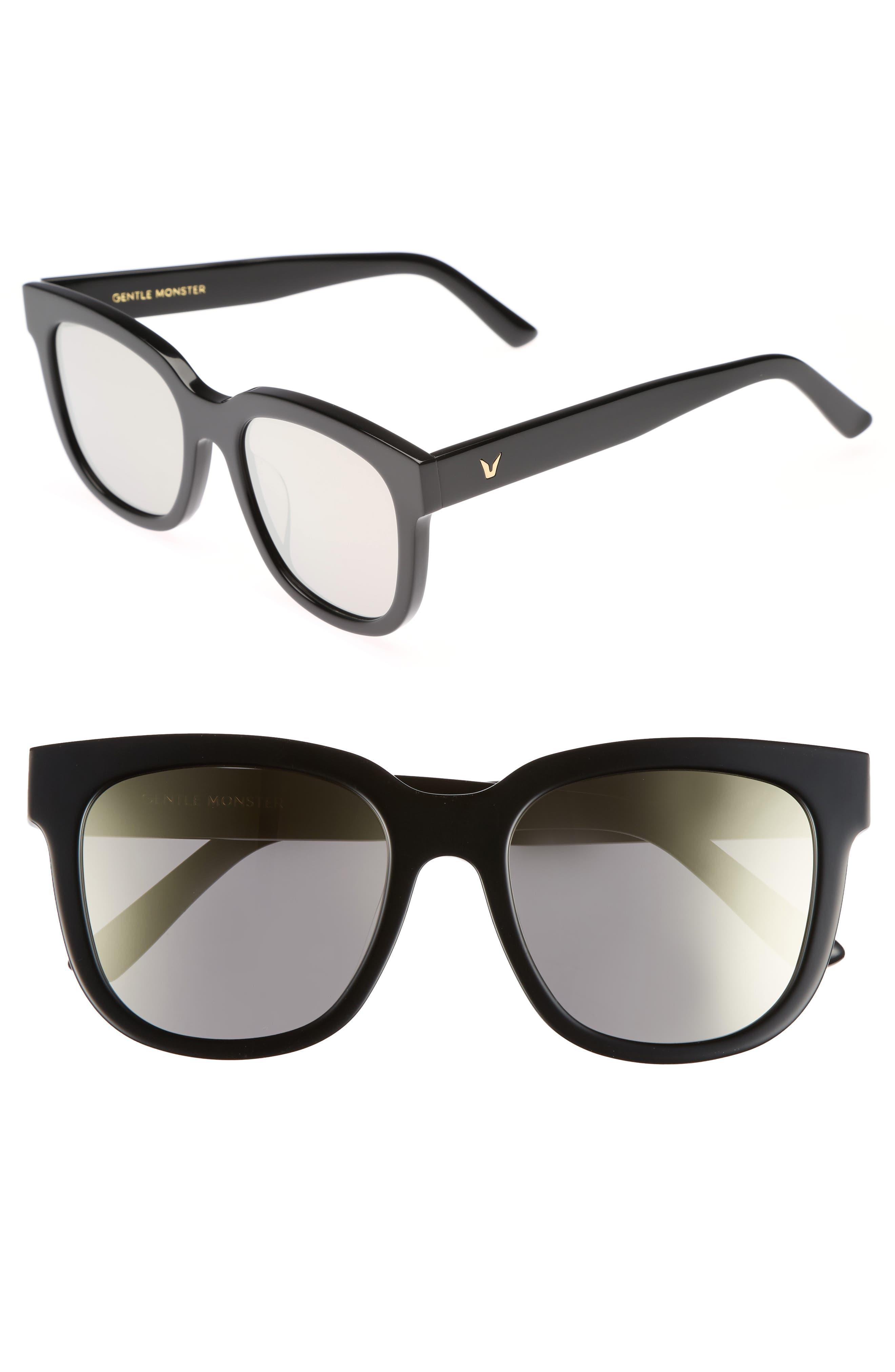 Salt 55mm Sunglasses,                             Main thumbnail 3, color,