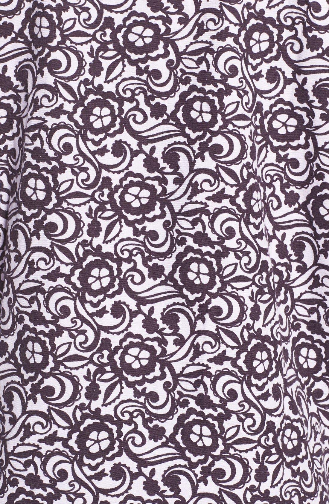 Cotton Twill Pajamas,                             Alternate thumbnail 29, color,