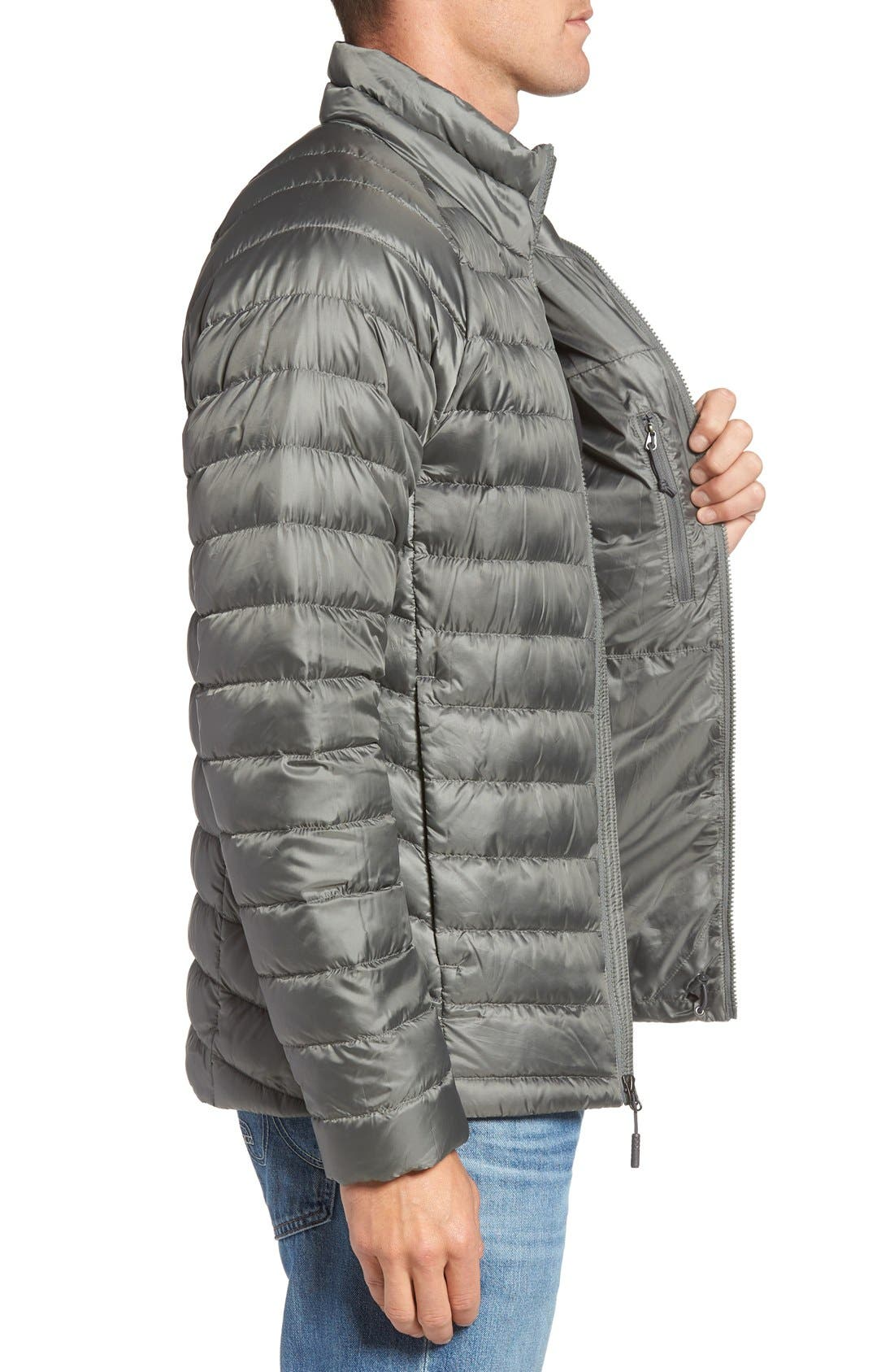 Trevail Water Repellent Packable Down Jacket,                             Alternate thumbnail 20, color,