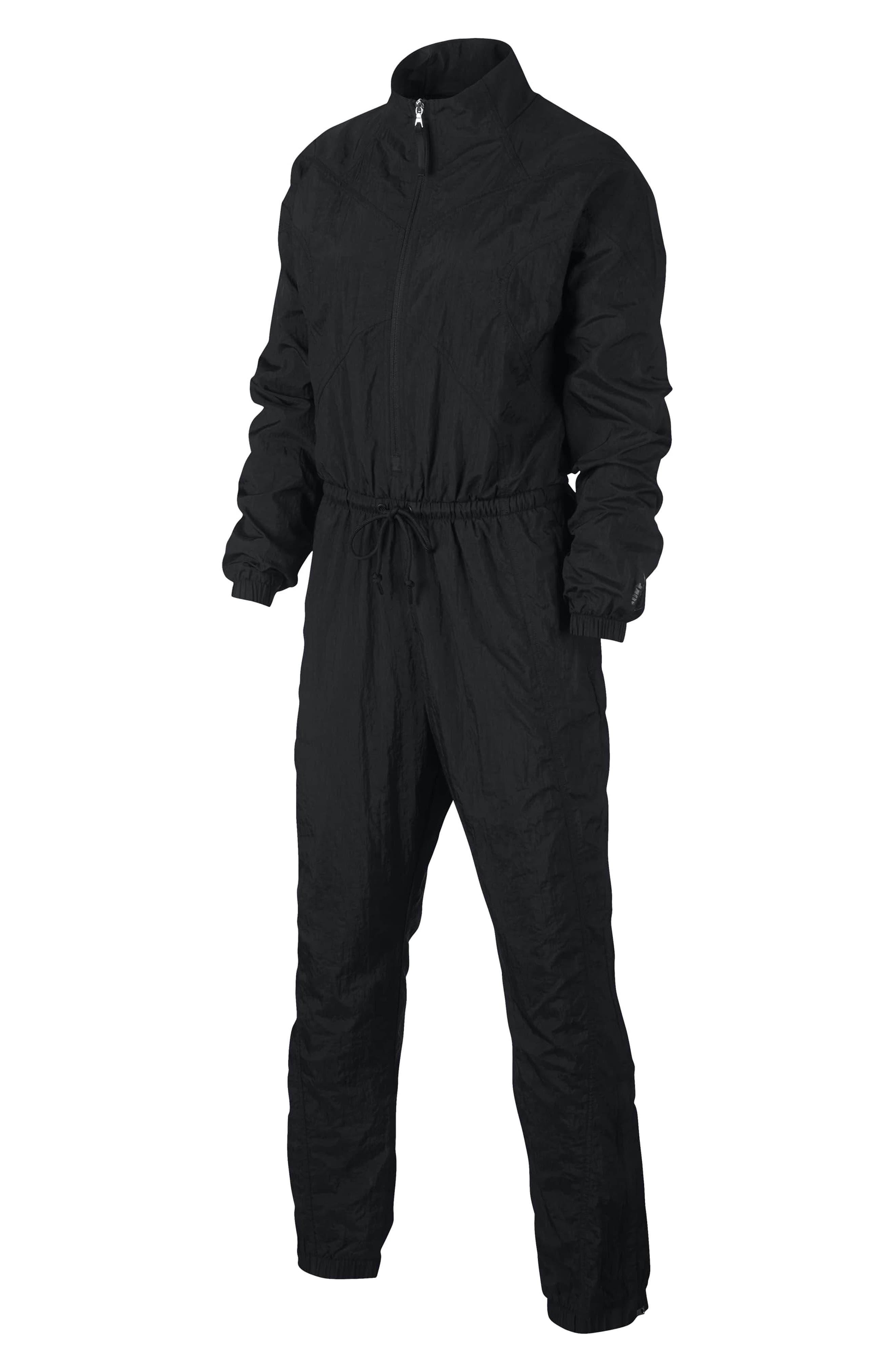 NikeLab Women's Jumpsuit,                         Main,                         color, BLACK/ BLACK