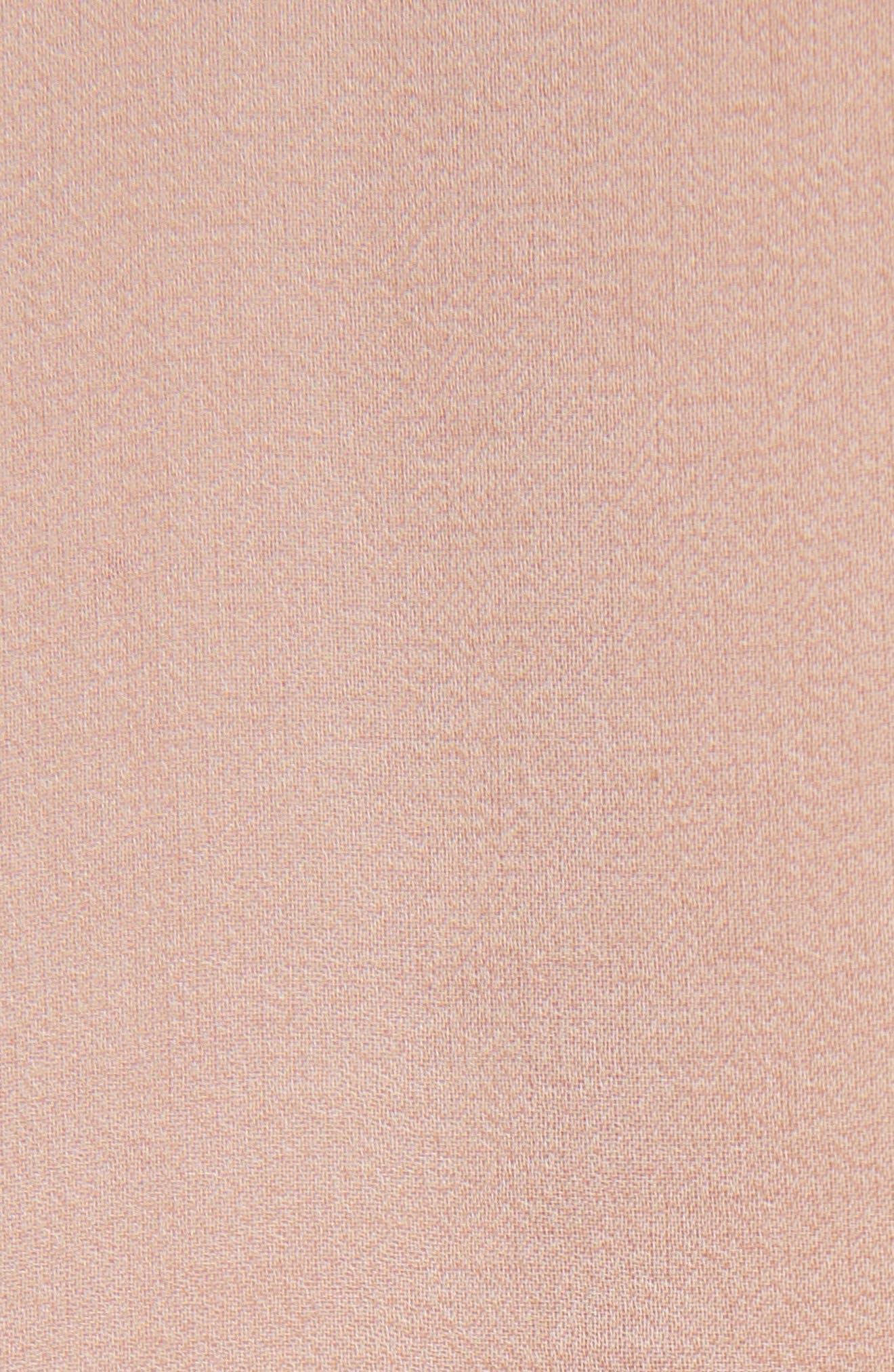 Nº21 Chiffon Back Sweatshirt,                             Alternate thumbnail 5, color,                             650