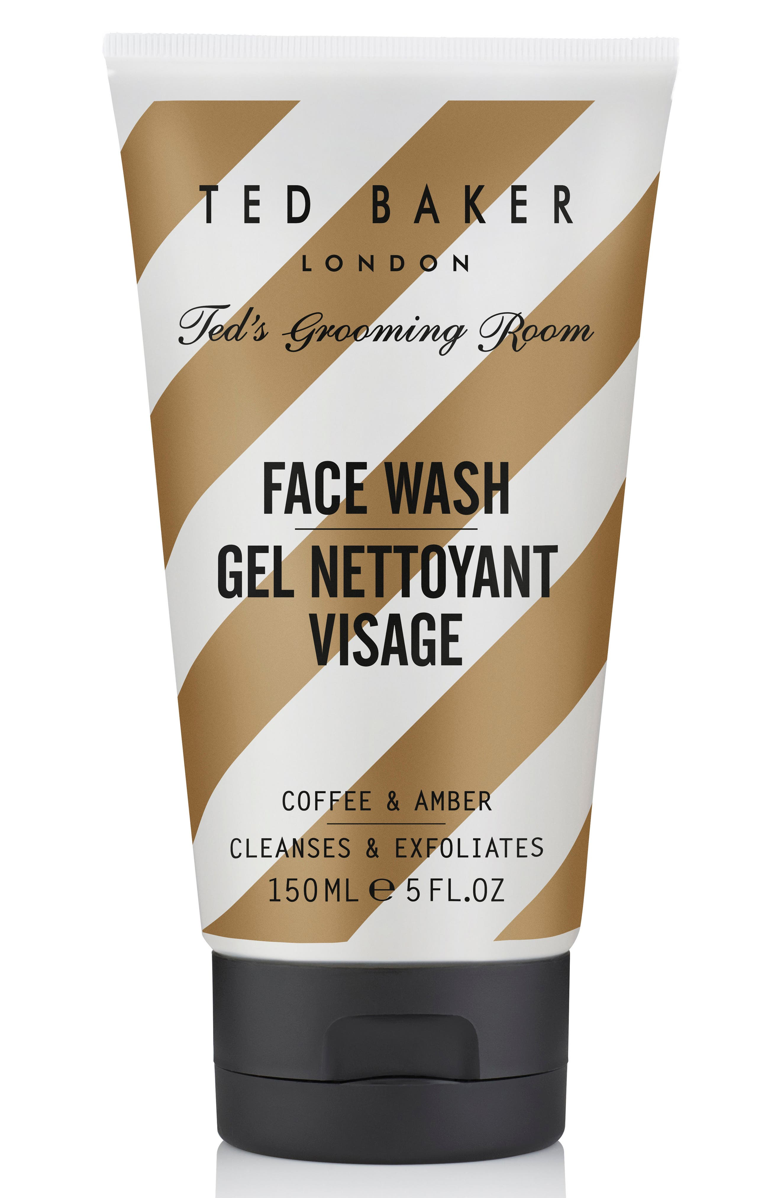Ted's Grooming Room Face Wash,                             Main thumbnail 1, color,                             000