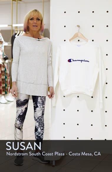 Logo Sweatshirt, sales video thumbnail