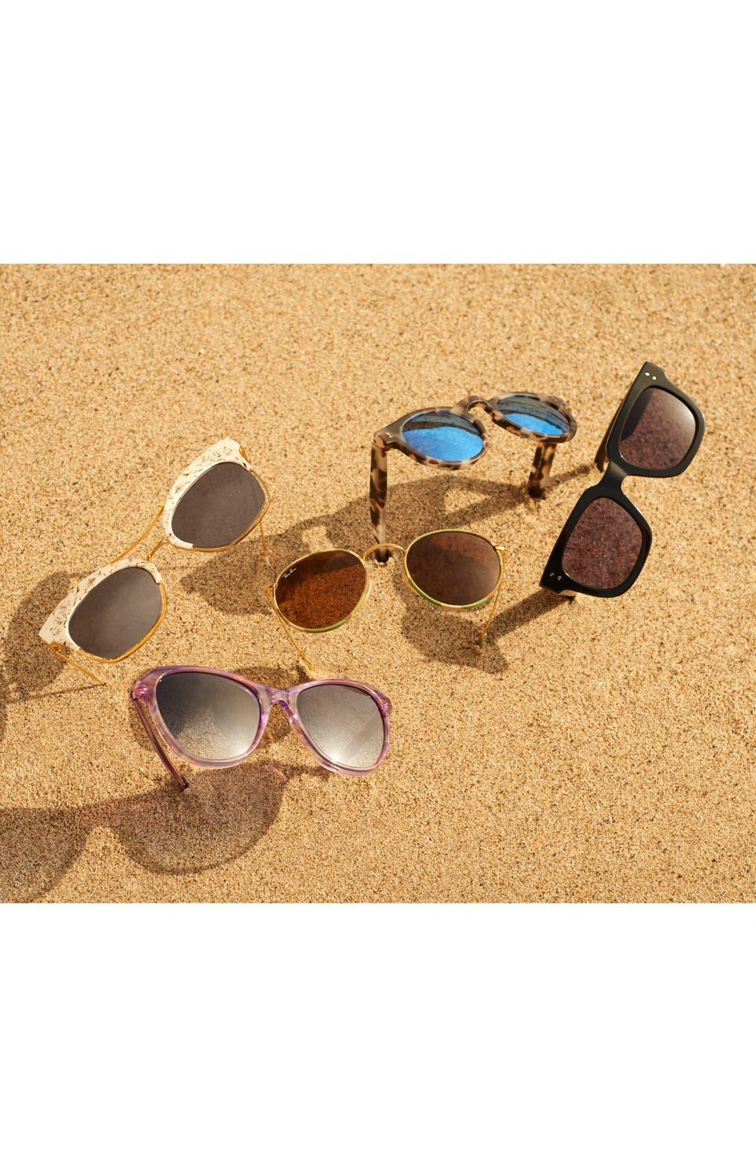 GENTLE MONSTER,                             54mm Cat Eye Sunglasses,                             Alternate thumbnail 2, color,                             001