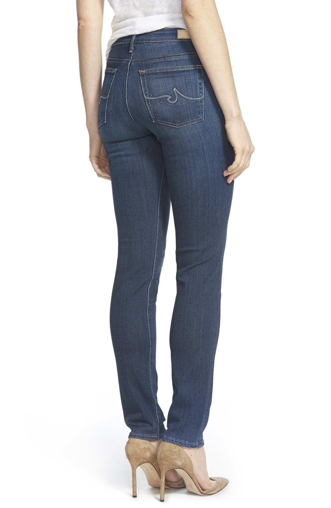 'Prima' Skinny Jeans,                             Alternate thumbnail 38, color,