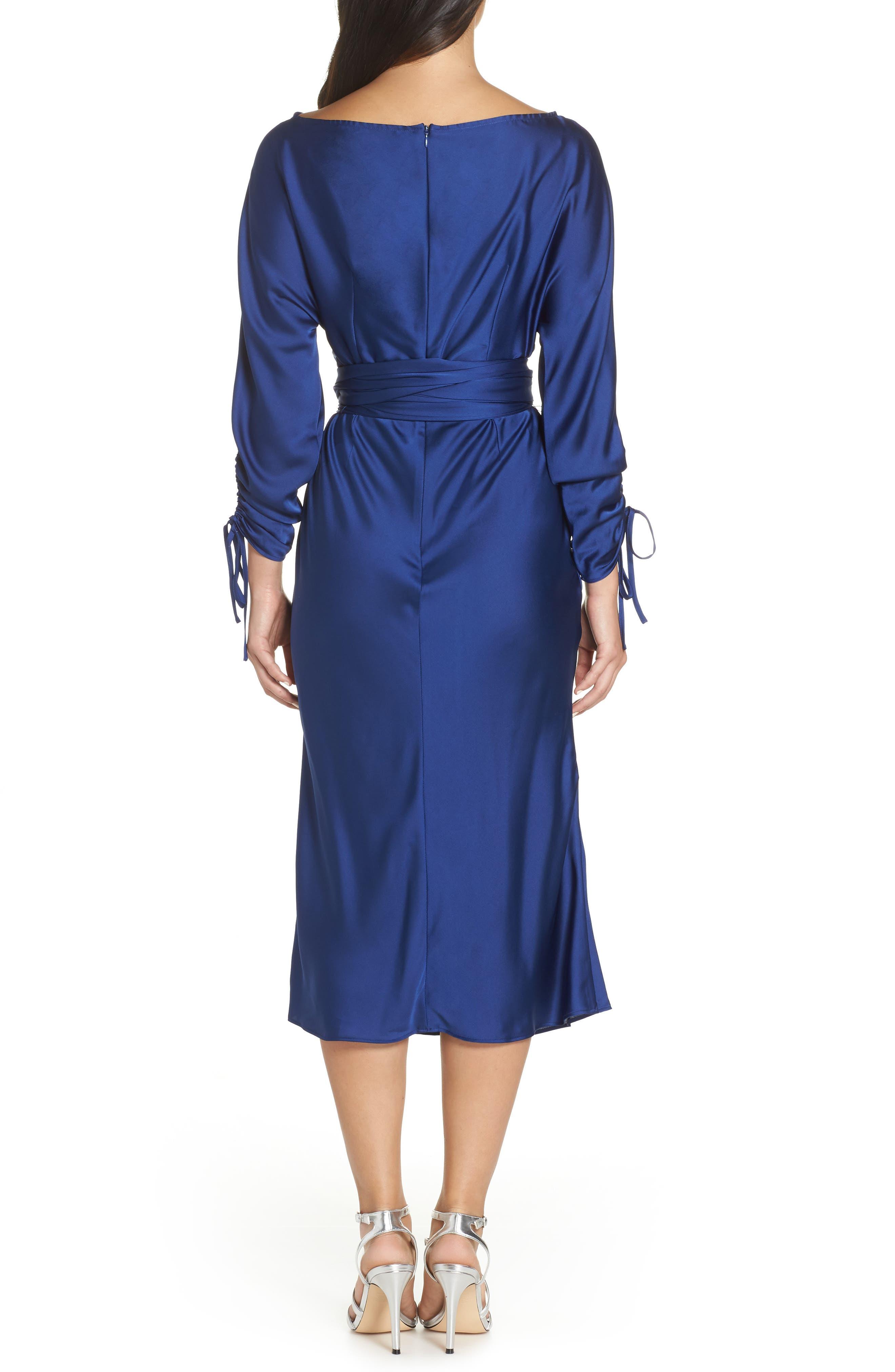 KEEPSAKE THE LABEL,                             Uncovered Midi Dress,                             Alternate thumbnail 2, color,                             430